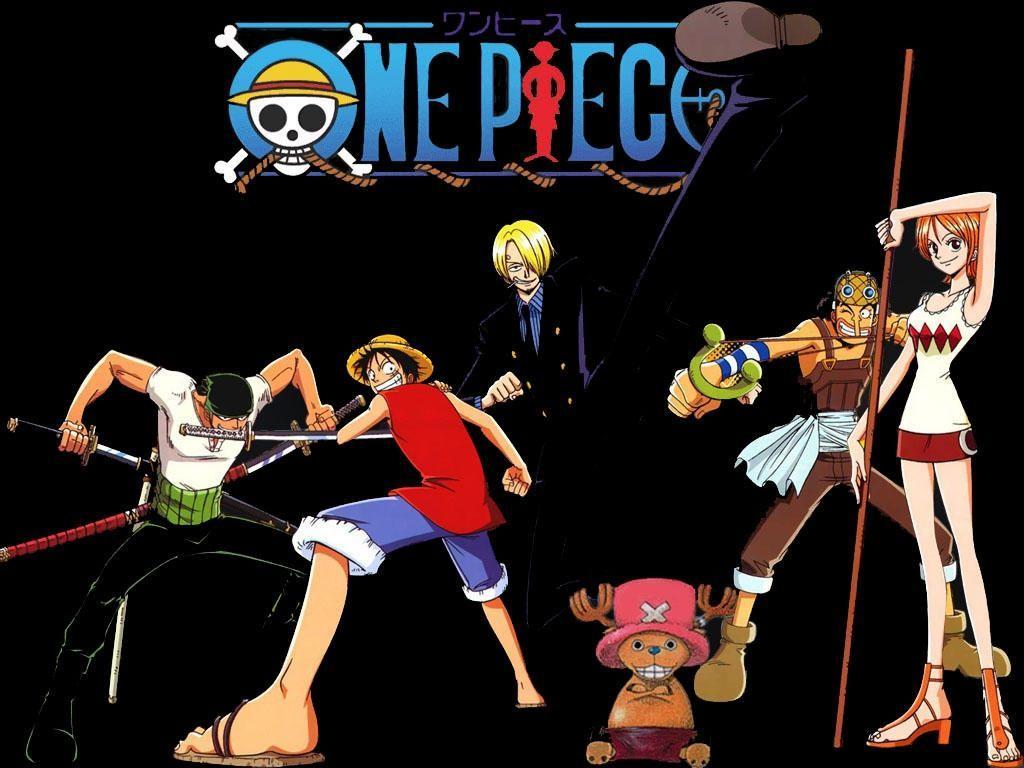 Hình nền One Piece 1024x768