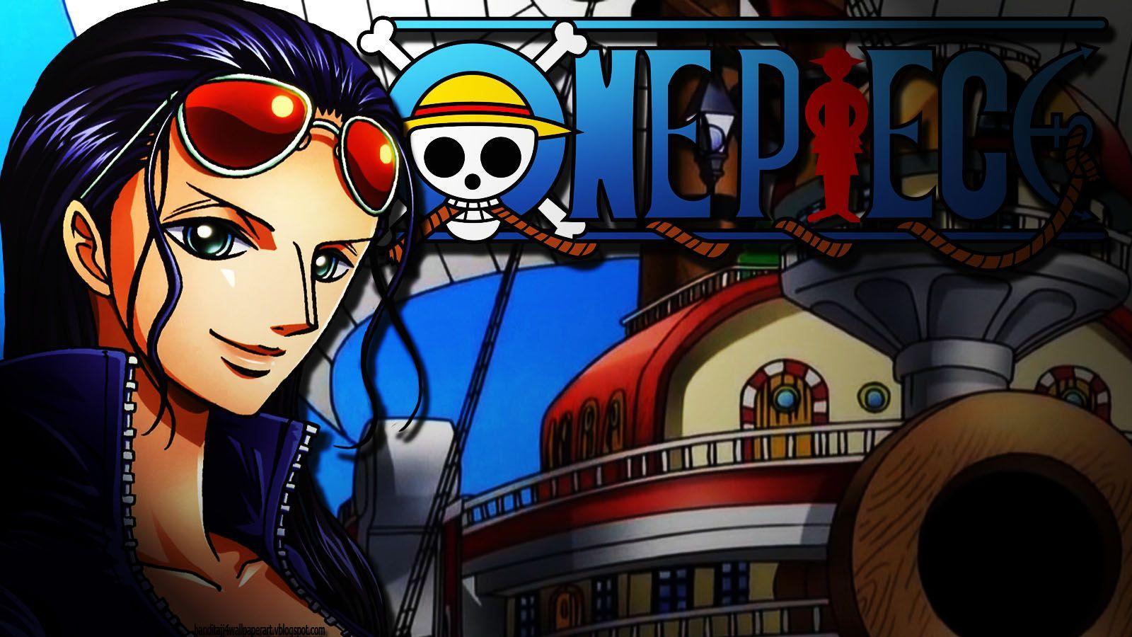 1600x900 Nico Robin Hình nền One Piece Hình nền HD Hình nền máy tính để bàn