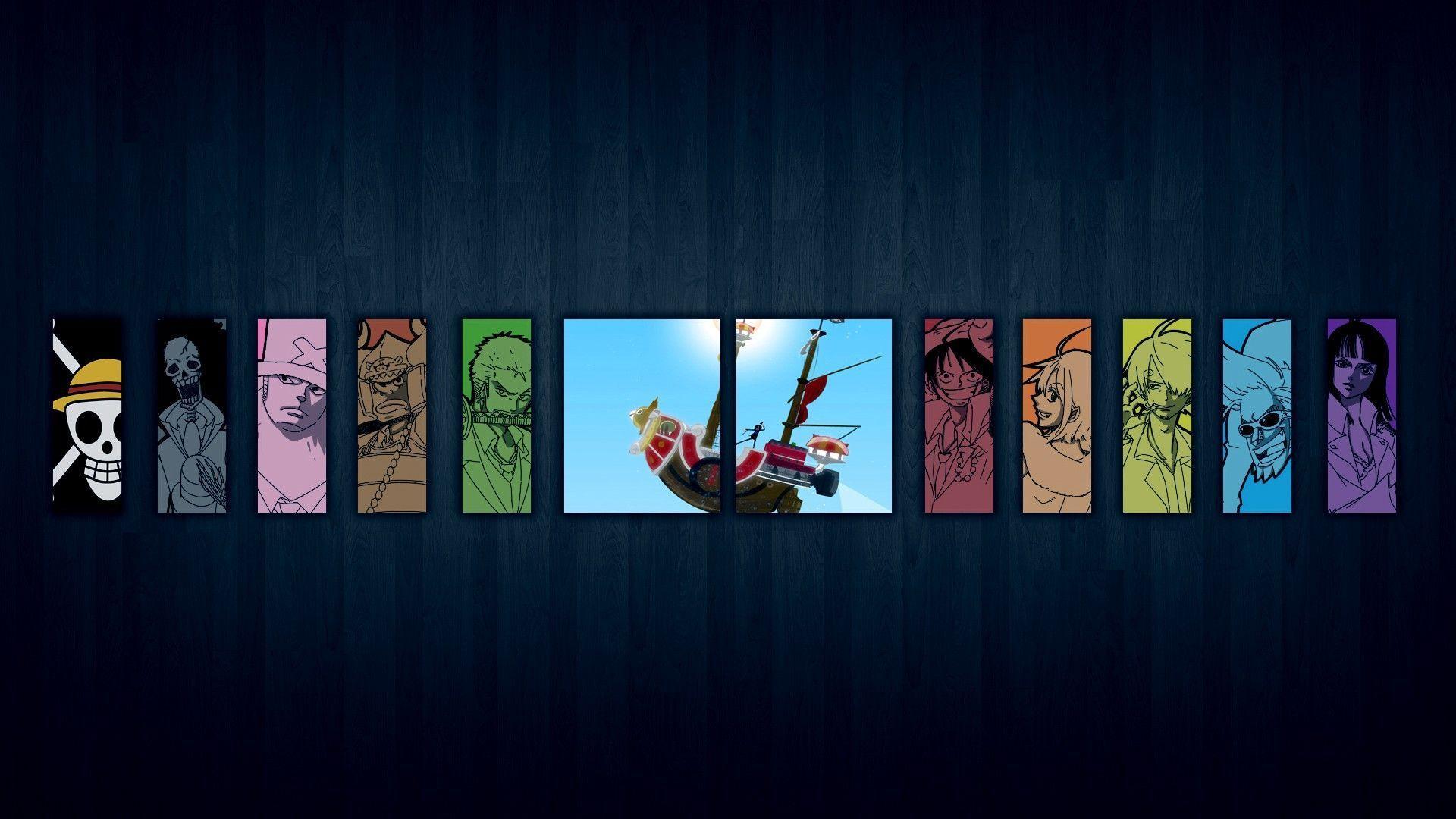 1920x1080 Hình nền One Piece 1920x1080 - Hình nền số 1 HD