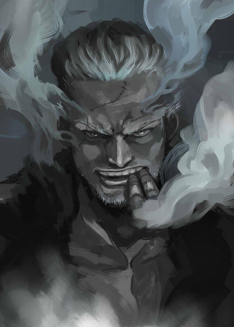 800x1120 Smoker (ONE PIECE) - Bảng hình ảnh Anime Zerochan