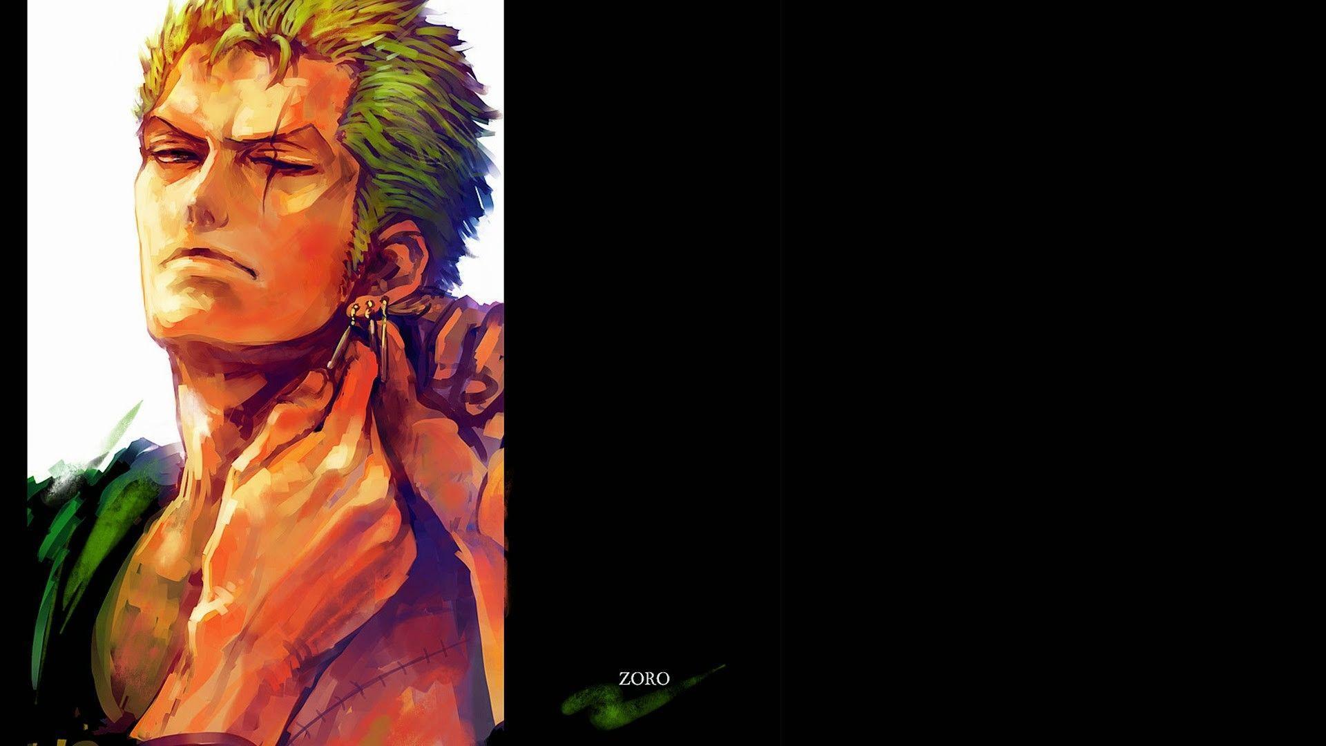 1920x1080 One Piece Zoro hình nền hình nền