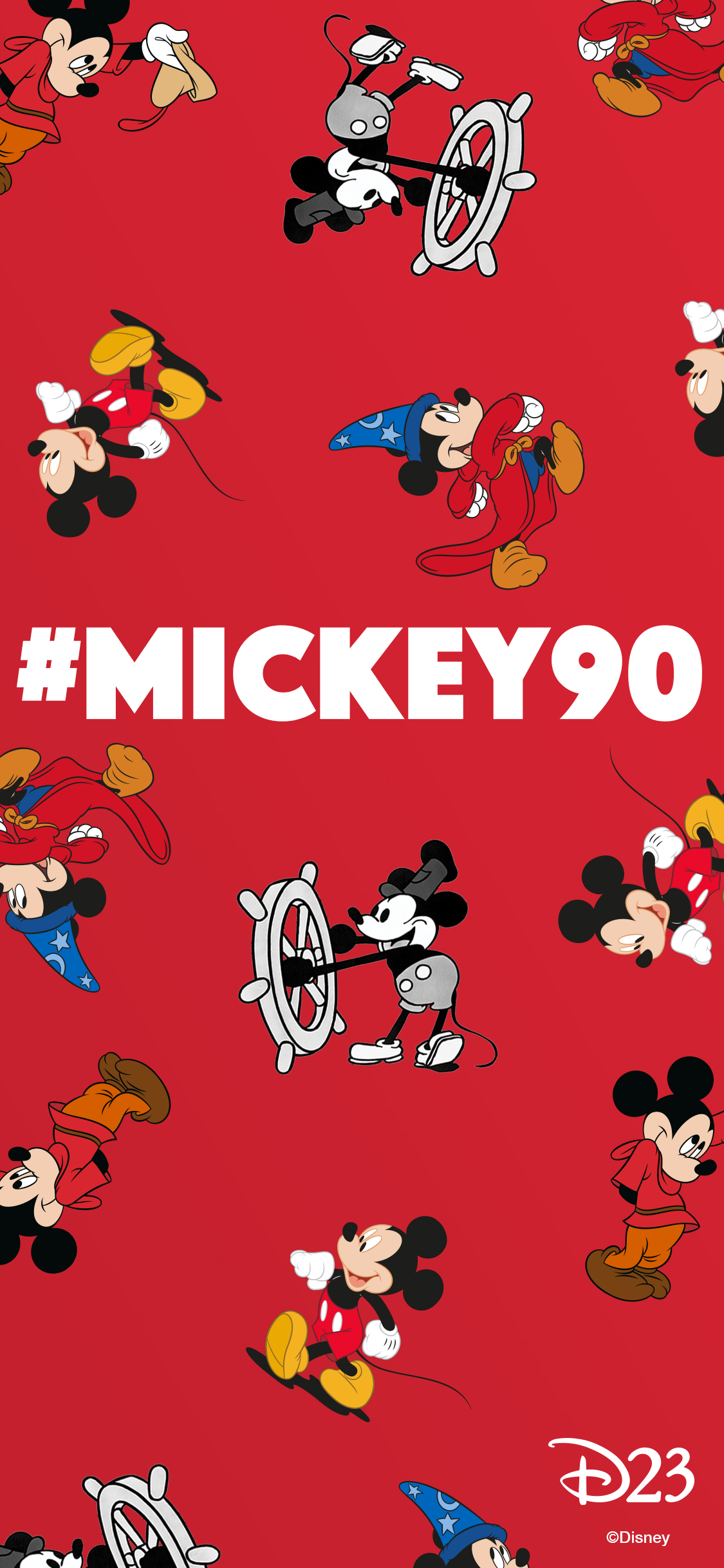1125x2436 6 Mickey Mouse Phone Wallpapers to Make Your Phone a Mouse-terpiece .