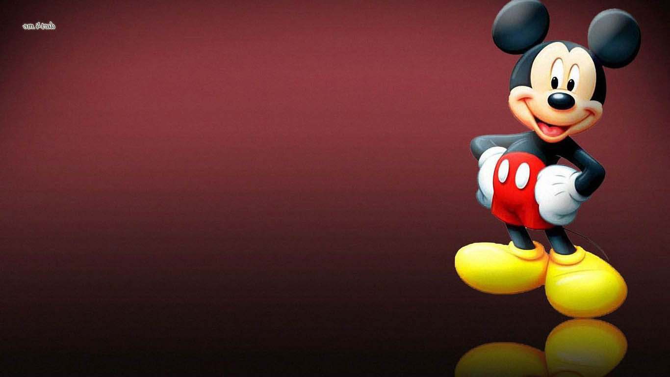 Mickey Mouse Desktop Wallpapers Top Free Mickey Mouse