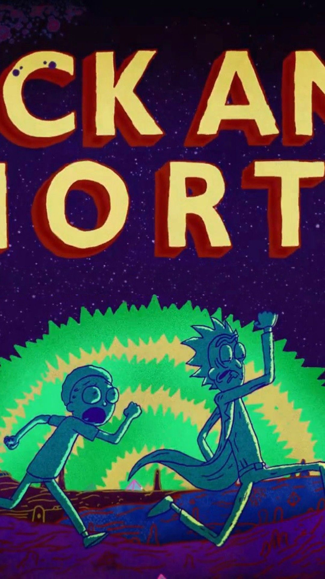 Rick and Morty Phone Wallpapers - Top Free Rick and Morty ...