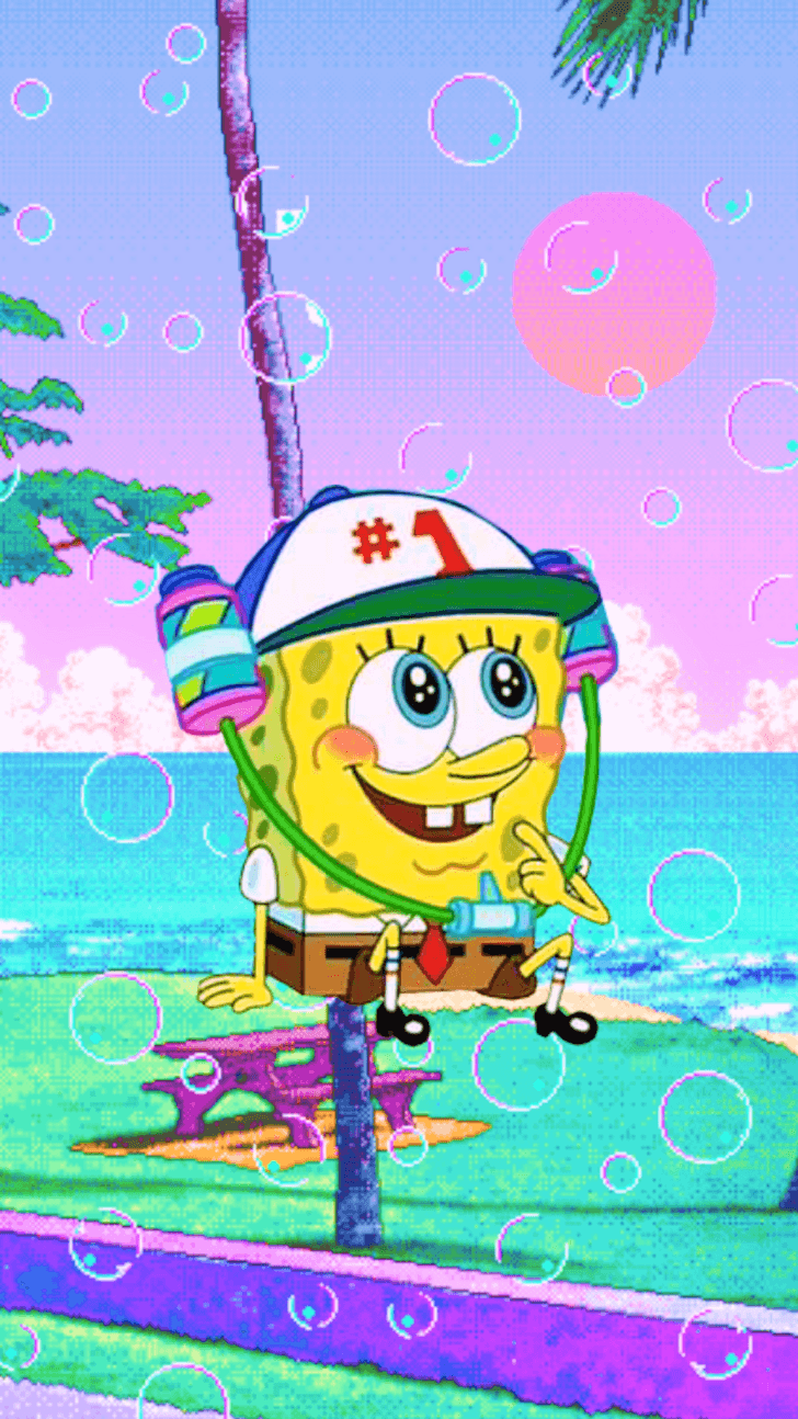 Cute Aesthetic Spongebob Wallpapers – Wallpapershit