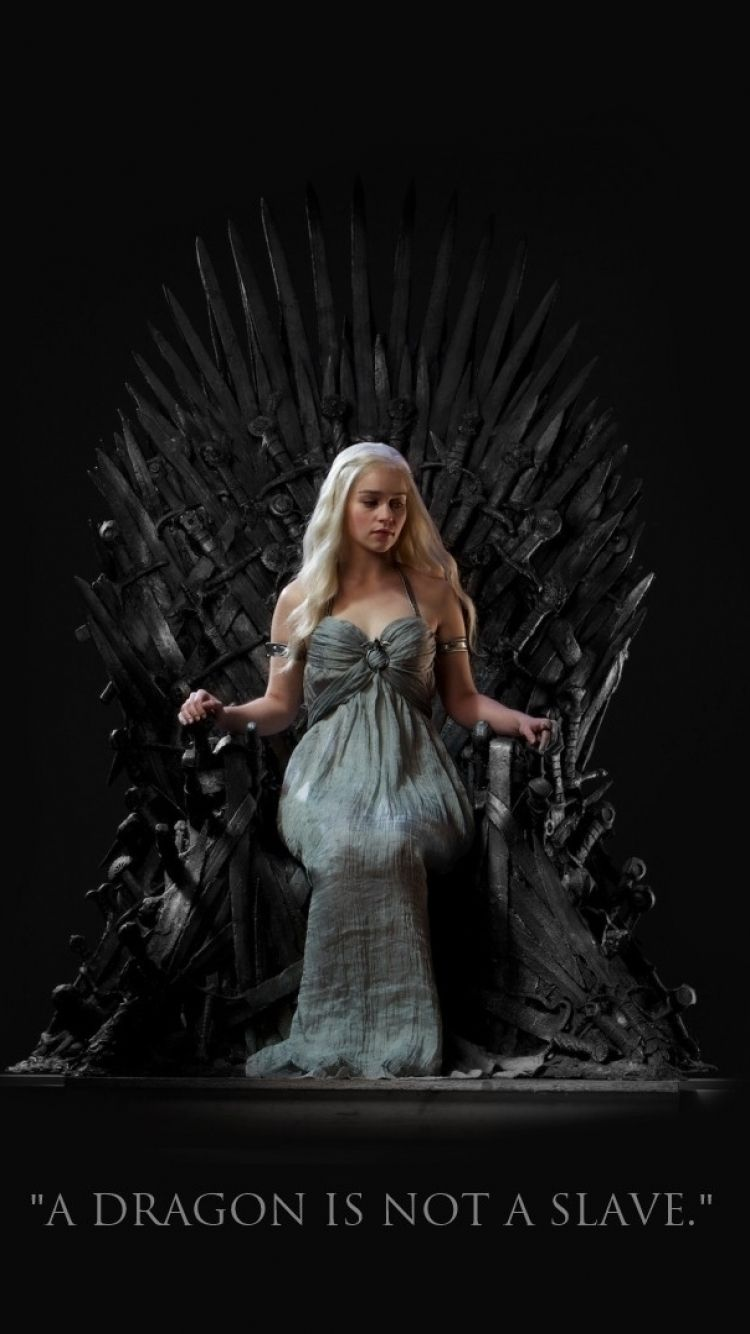 Game of Thrones Dragon Queen Wallpapers - Top Free Game of ...