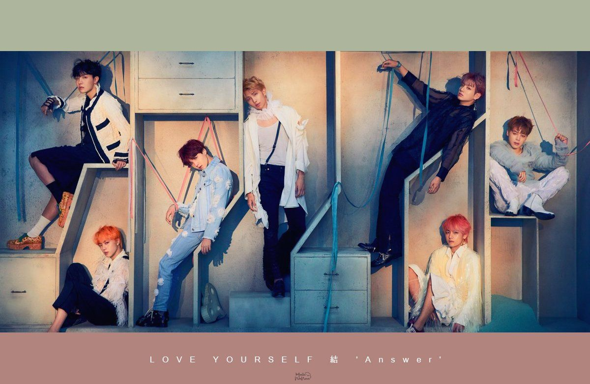 Love Yourself Bts Desktop Wallpapers Top Free Love Yourself Bts Desktop Backgrounds Wallpaperaccess