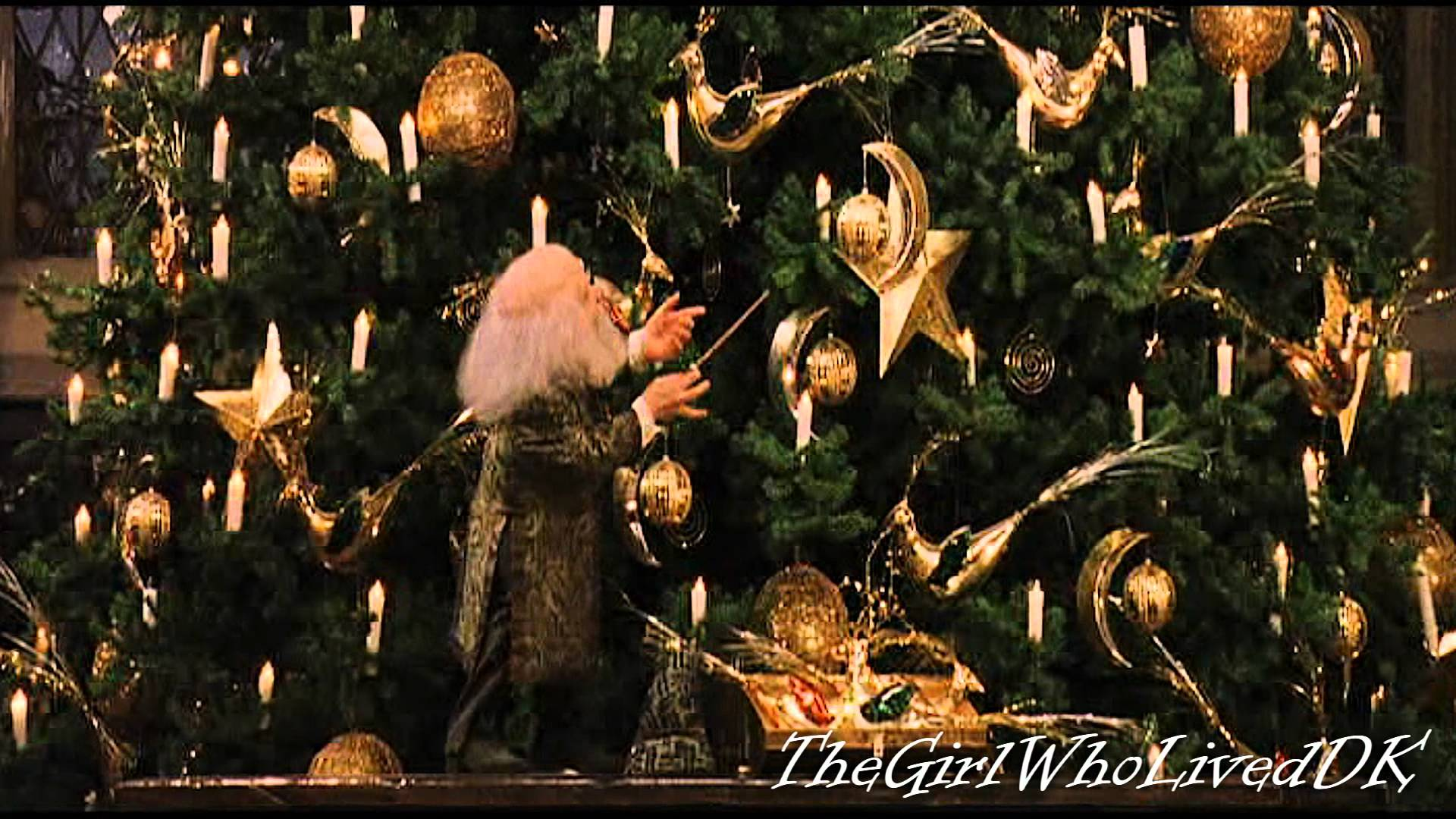 Harry Potter Christmas Wallpaper Hd.Christmas At Hogwarts Harry Potter Wallpapers Top Free