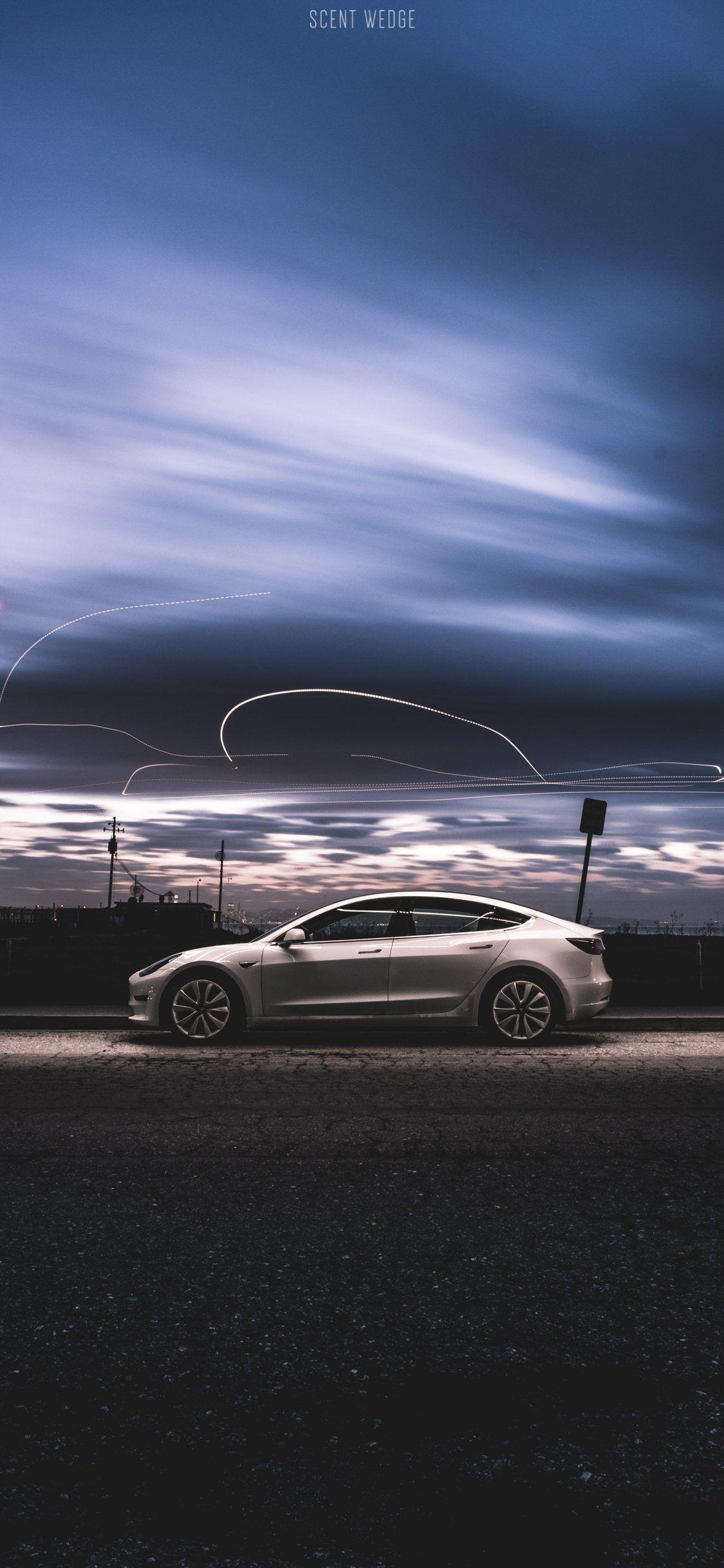 Tesla Model 3 Iphone Wallpapers Top Free Tesla Model 3