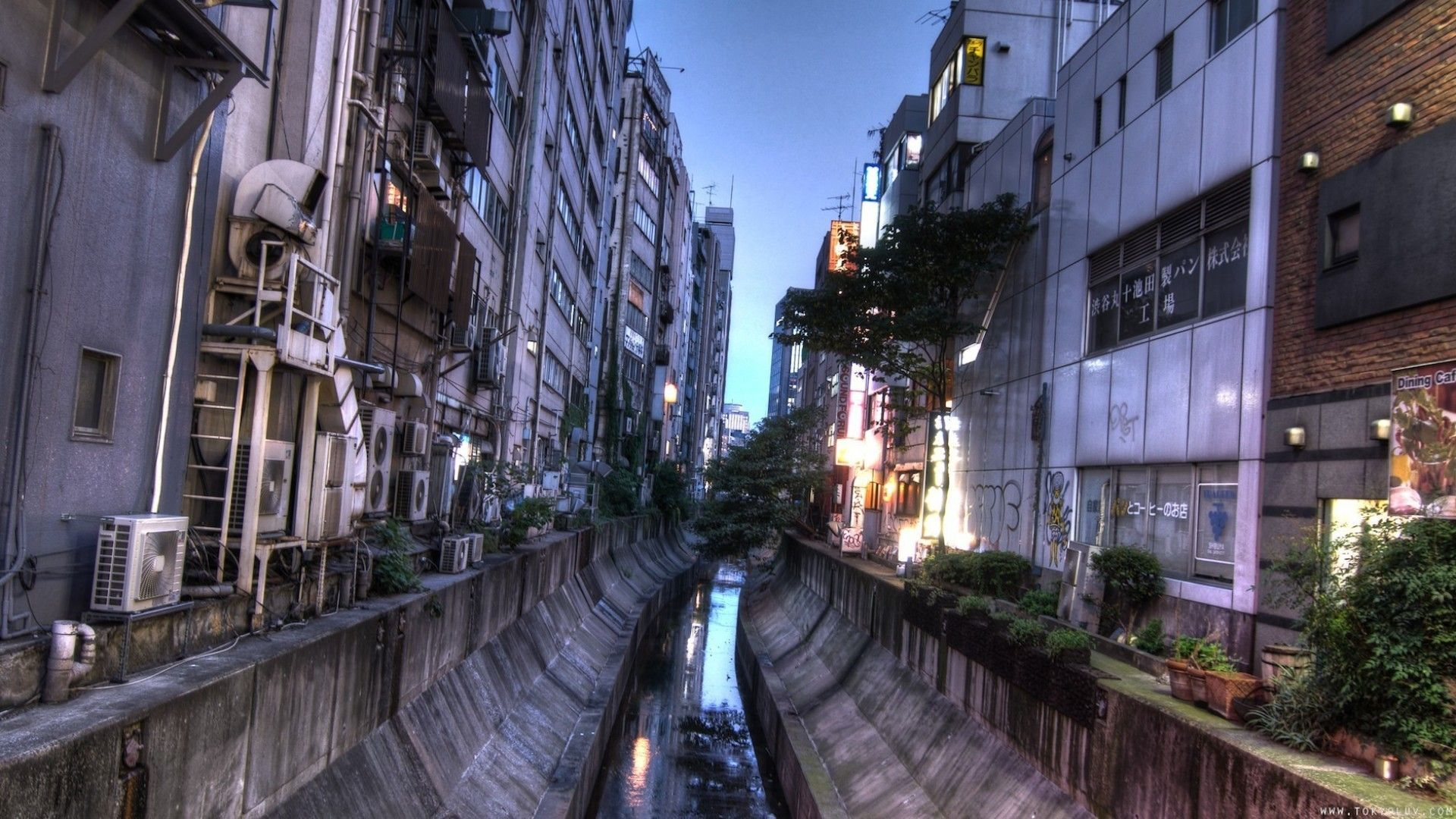 Japanese Alley Wallpapers Top Free Japanese Alley