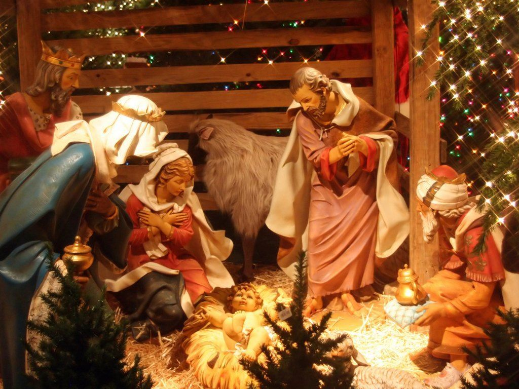 Jesus Nativity Christmas Wallpapers Top Free Jesus