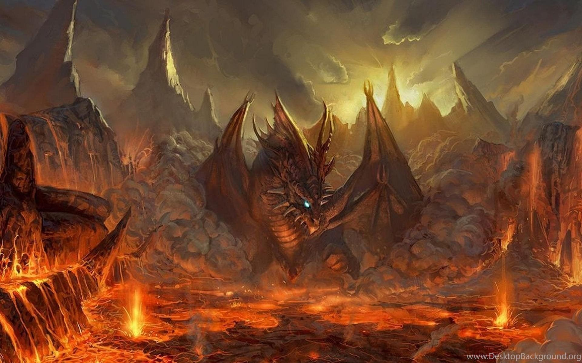 Hell Dragon Wallpapers Top Free Hell Dragon Backgrounds