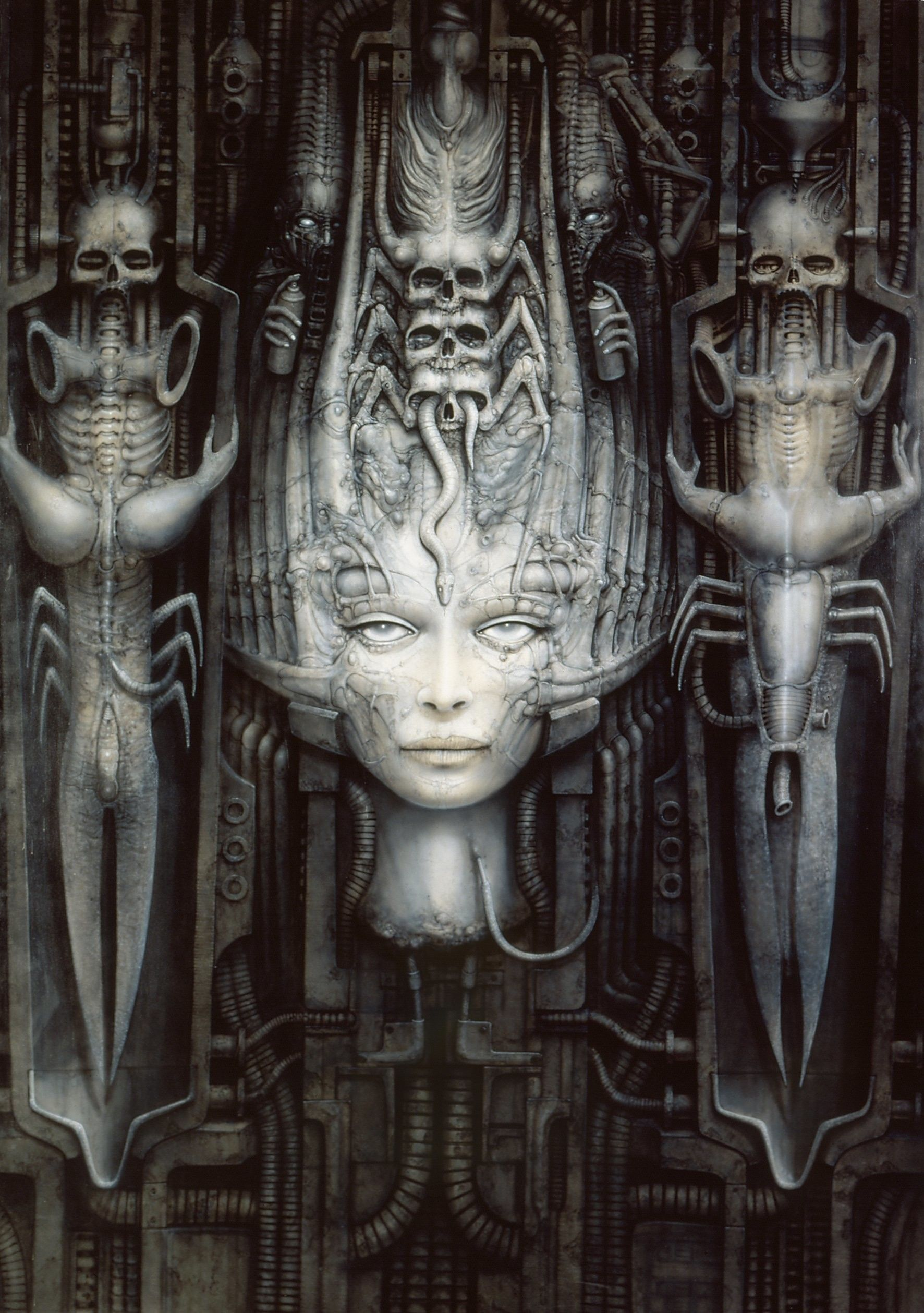 Hr Giger Iphone Wallpapers Top Free Hr Giger Iphone
