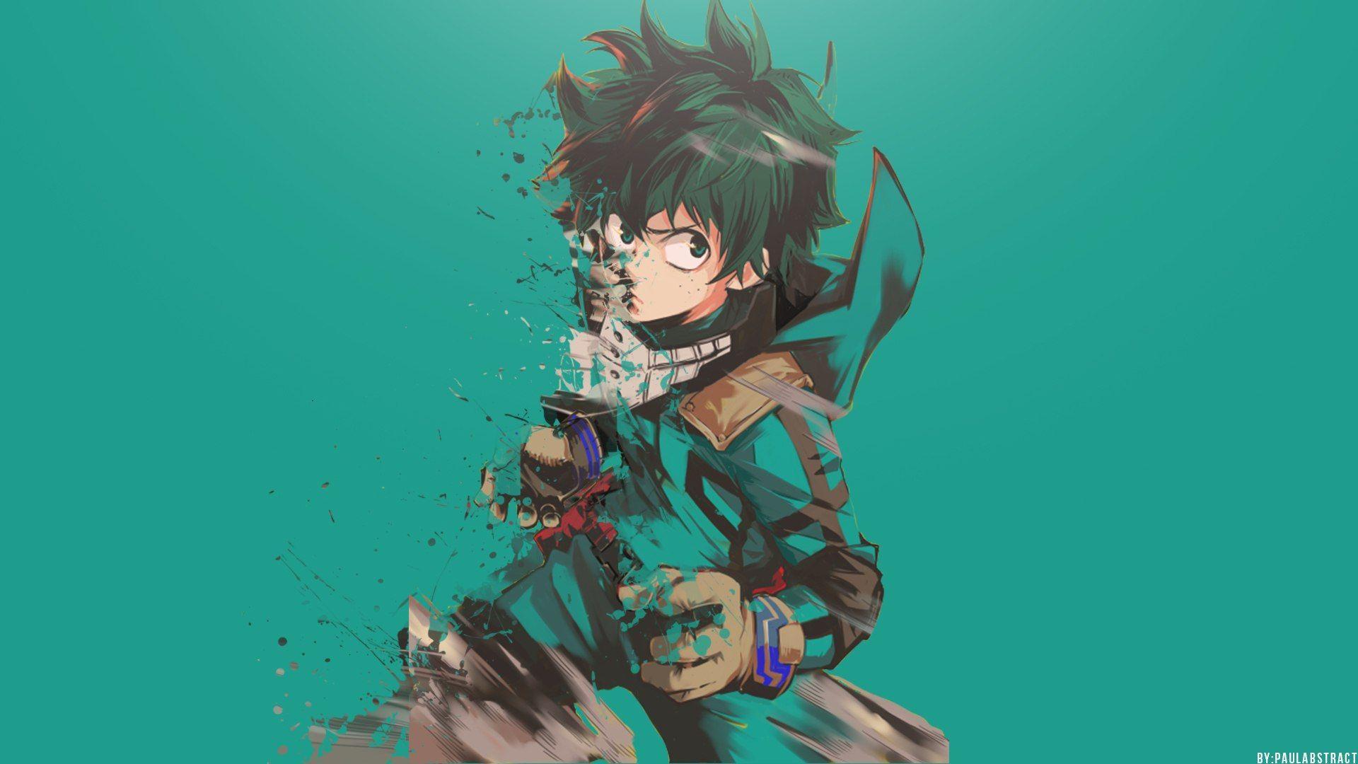 Deku My Hero Academia 4k Wallpapers Top Free Deku My Hero