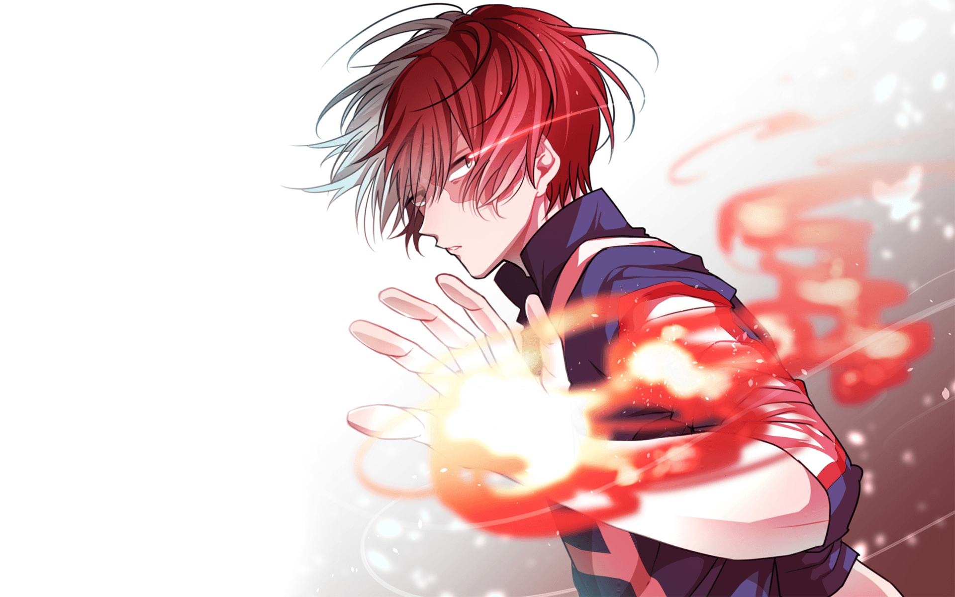 Todoroki Shouto Wallpapers Top Free Todoroki Shouto Backgrounds