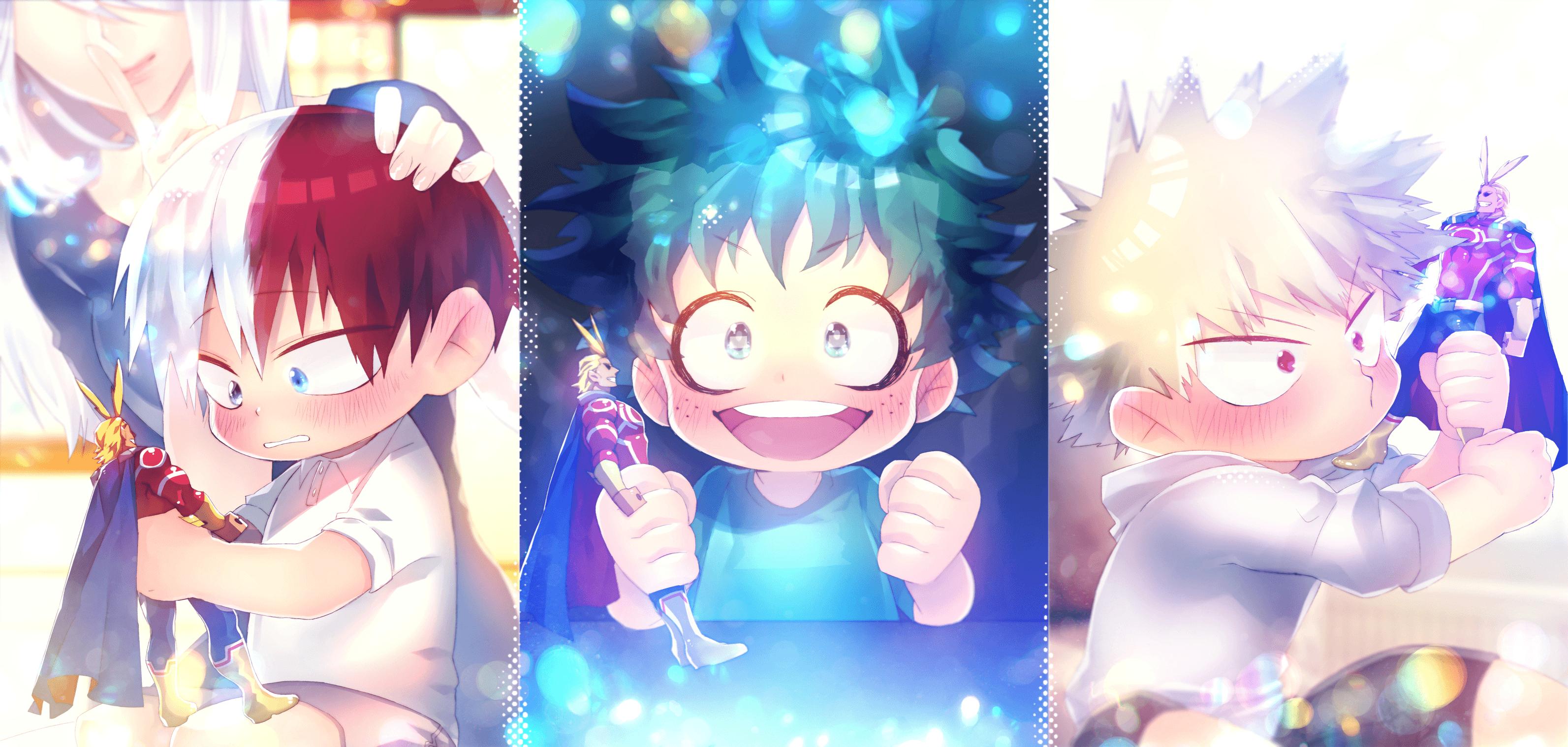 My Hero Academia Todoroki Wallpapers Top Free My Hero
