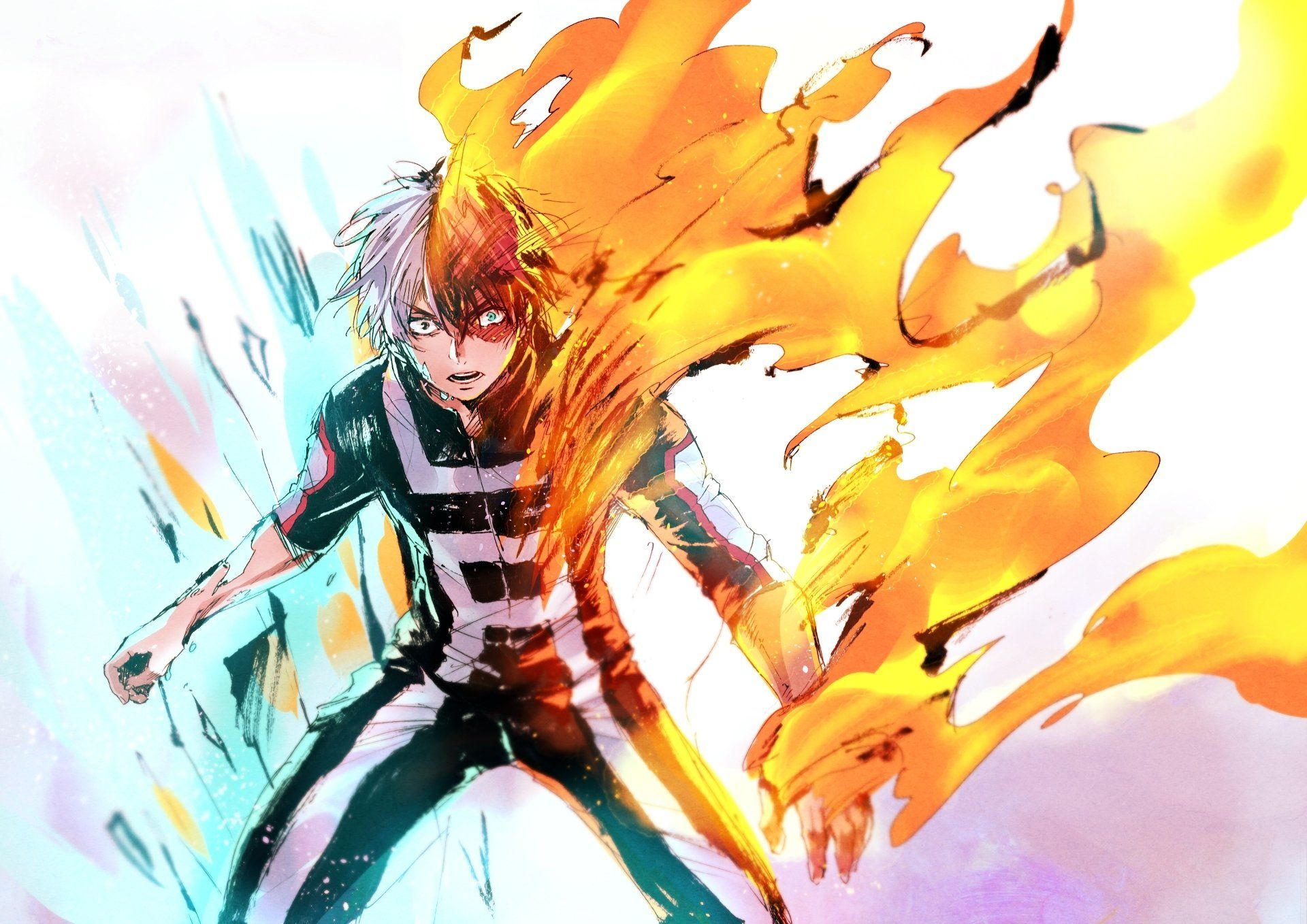 My Hero Academia Todoroki Wallpapers Top Free My Hero