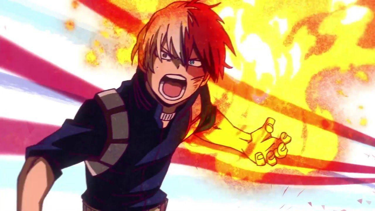 My Hero Academia Todoroki Wallpapers Top Free My Hero Academia
