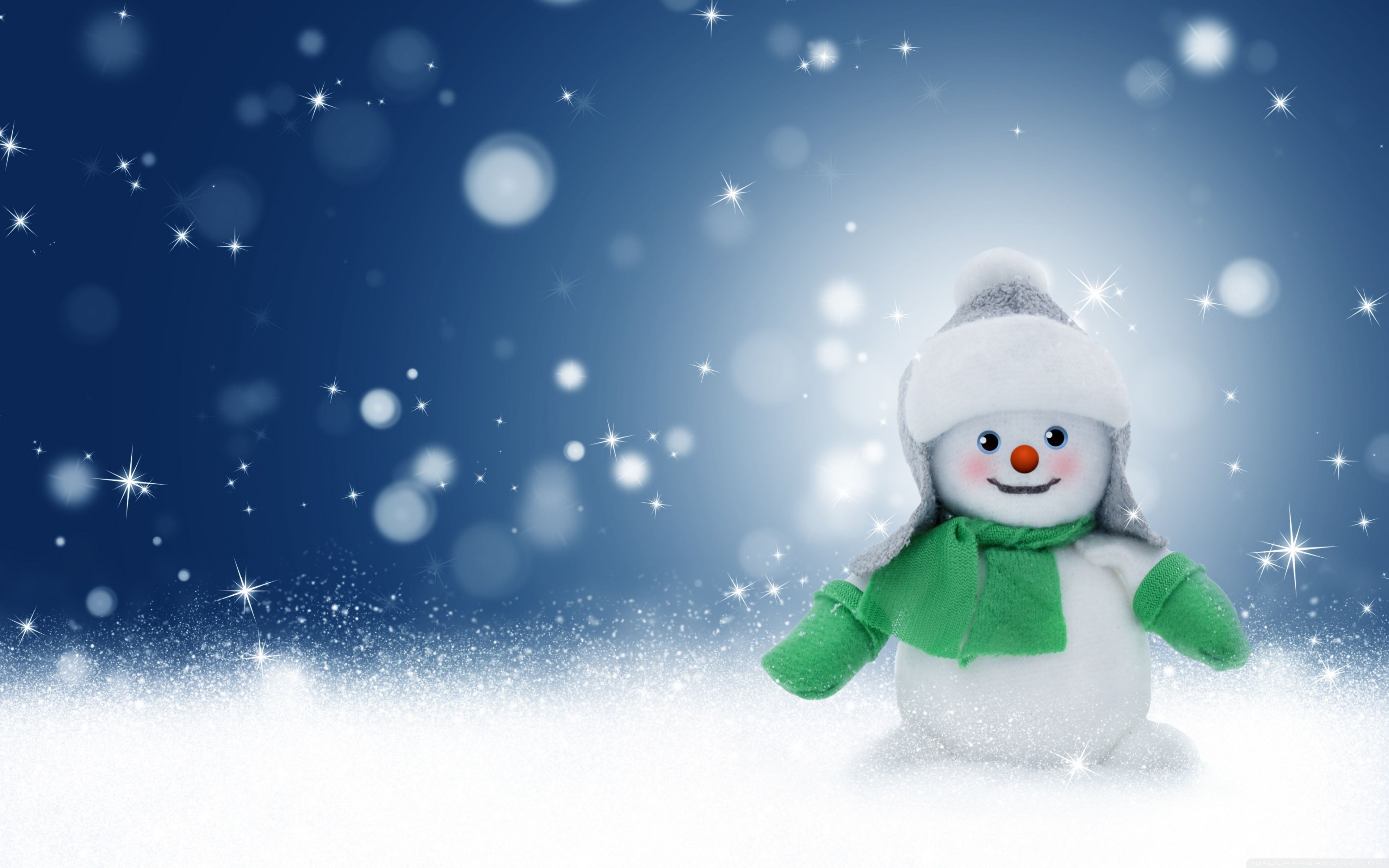 Cute Christmas Snowman Wallpapers Top Free Cute Christmas