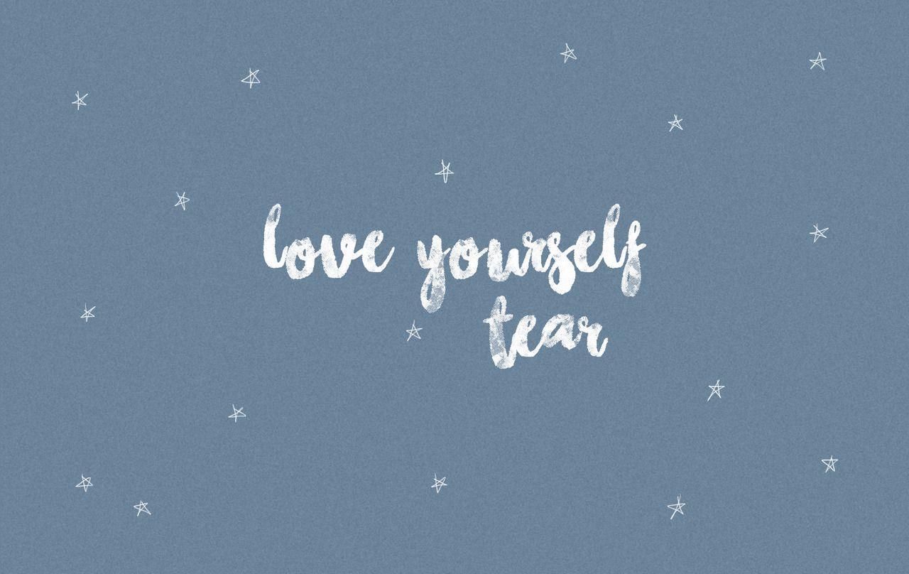 Love Yourself Bts Desktop Wallpapers Top Free Love Yourself Bts Desktop Backgrounds Wallpaperaccess