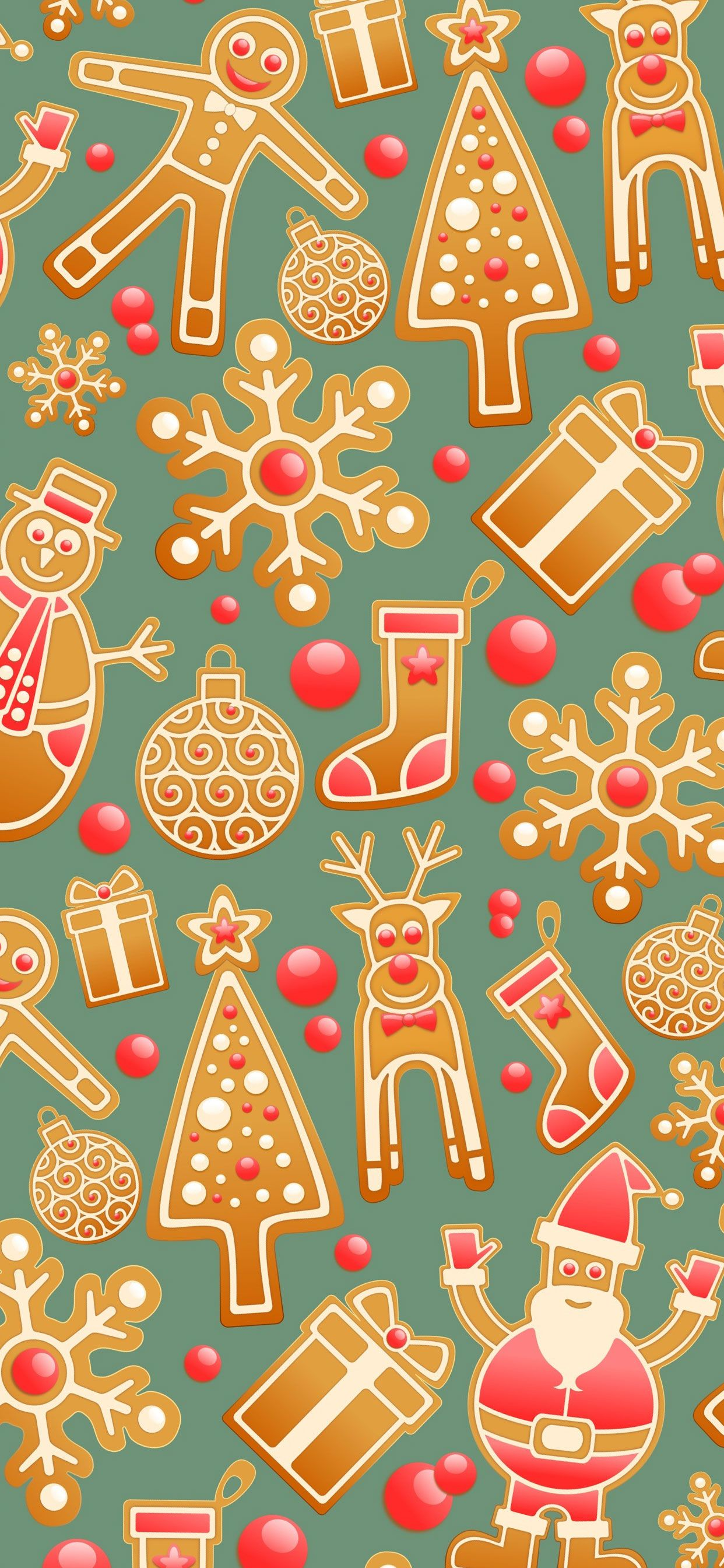 Gingerbread Cute Christmas Wallpapers Top Free Gingerbread