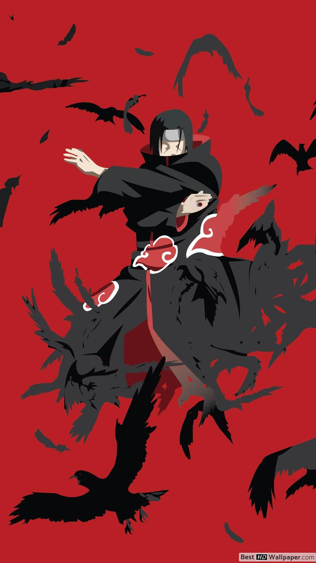 Itachi Uchiha Iphone Wallpapers Top Free Itachi Uchiha