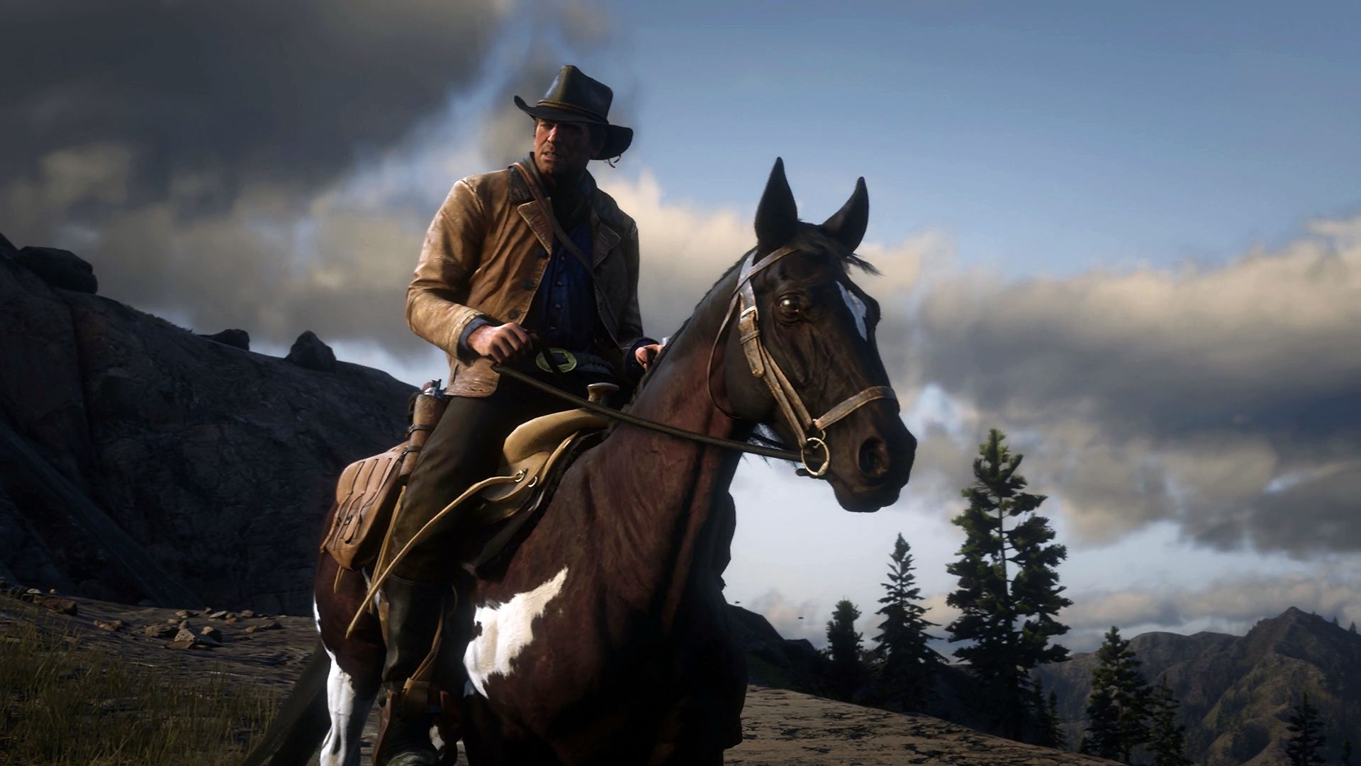 Horse Red Dead Redemption 2 Wallpapers Top Free Horse Red Dead Redemption 2 Backgrounds Wallpaperaccess