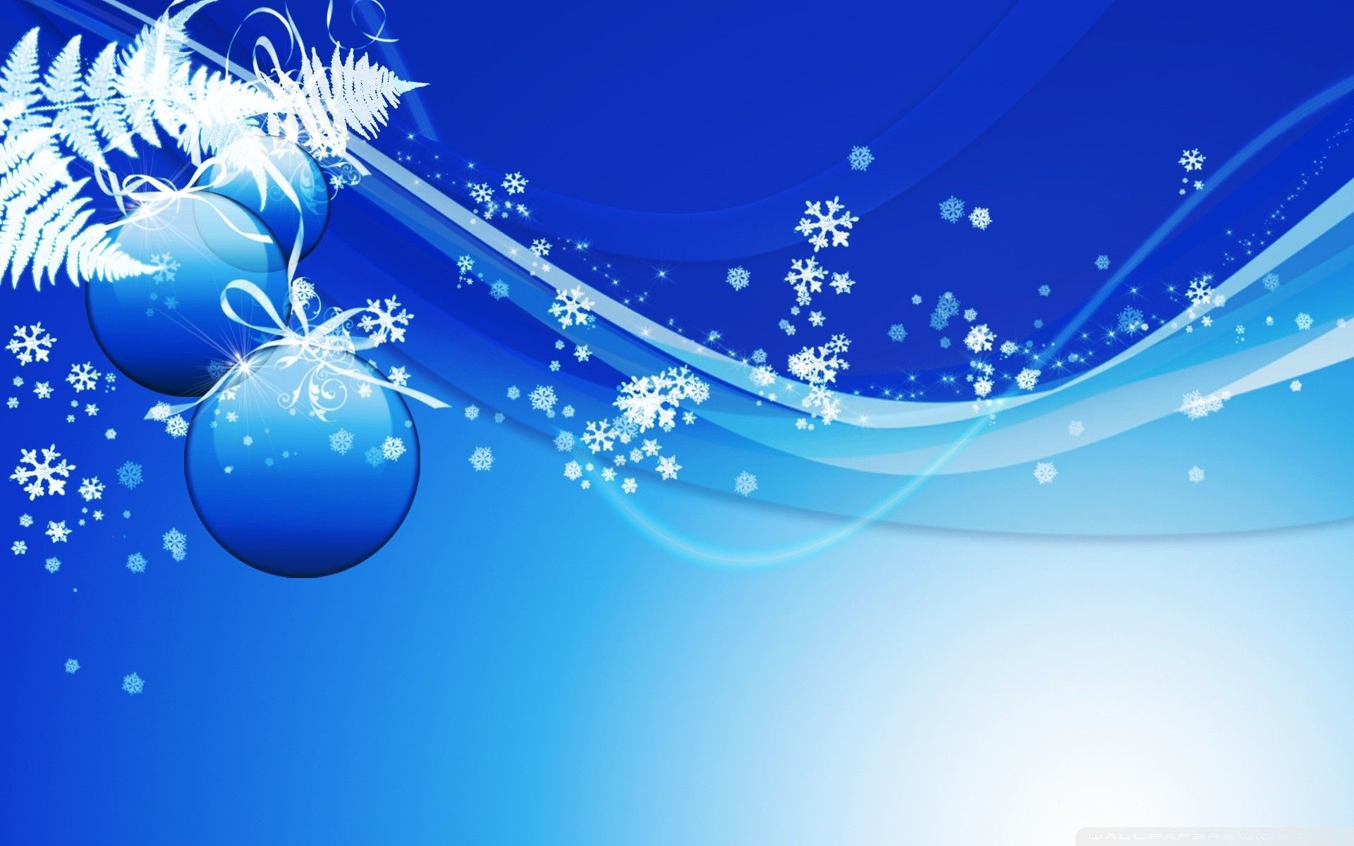 Blue Christmas Wallpapers Top Free Blue Christmas Backgrounds Wallpaperaccess