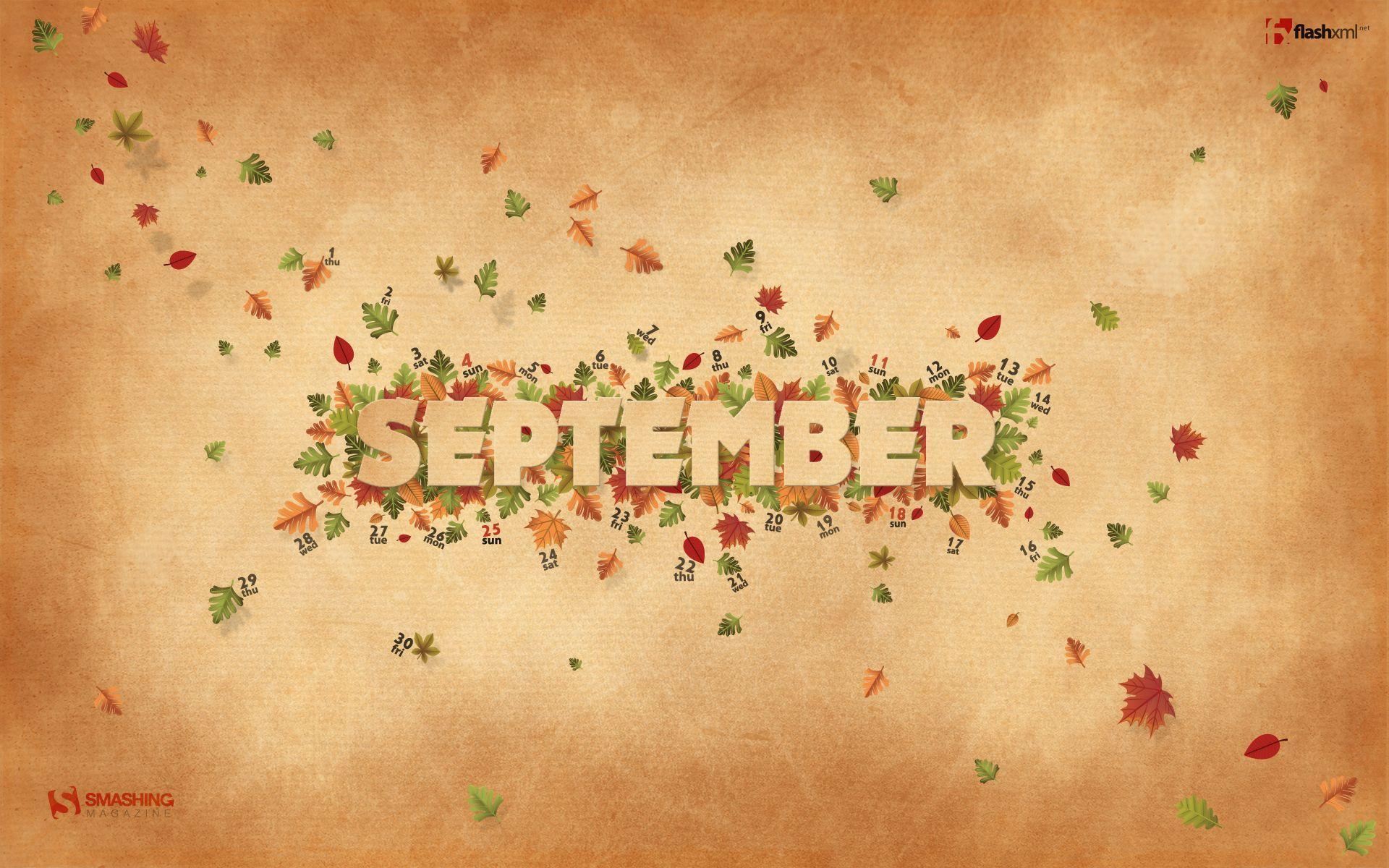 September Wallpapers Top Free September Backgrounds Wallpaperaccess