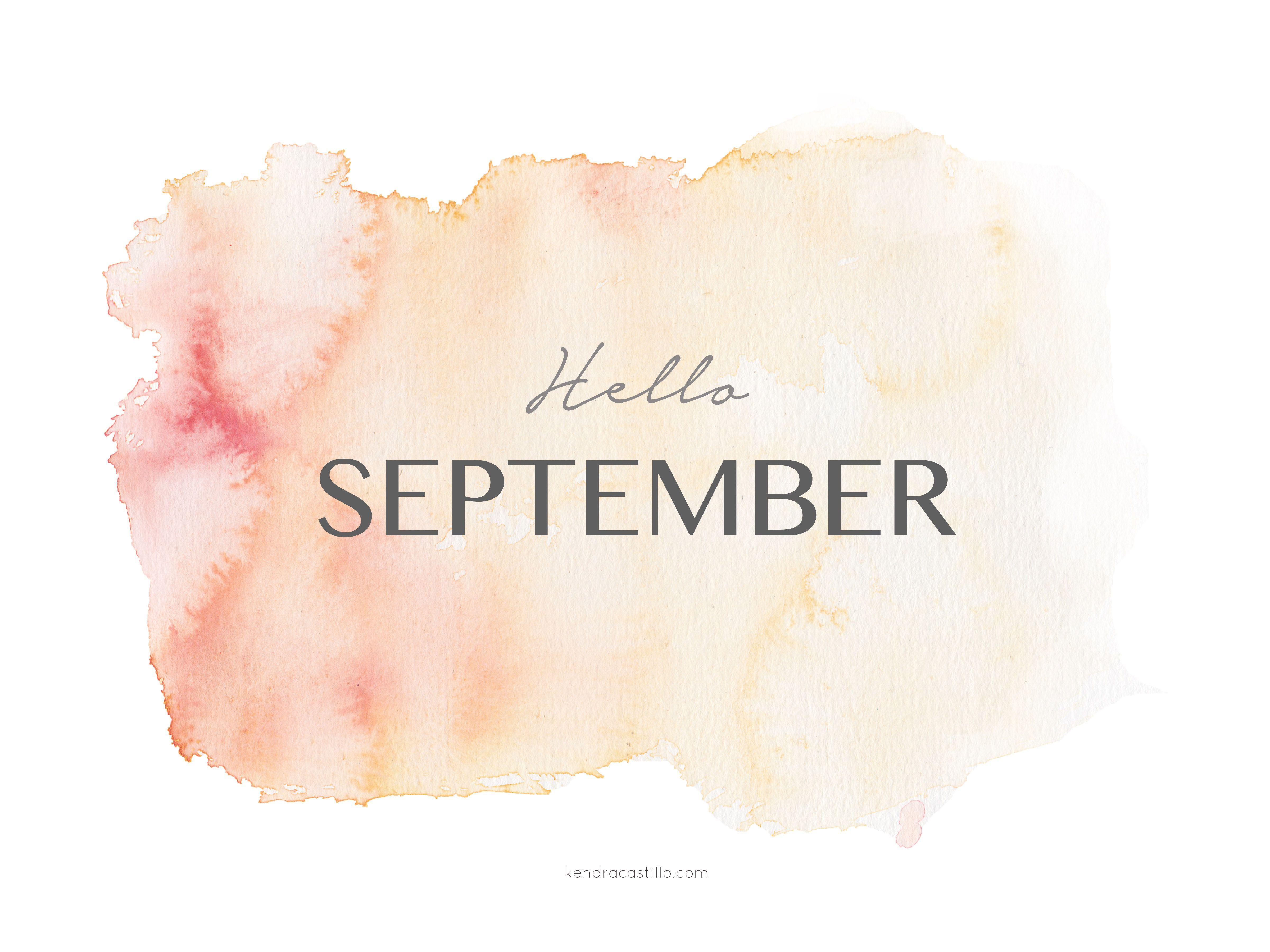 September Wallpapers Top Free September Backgrounds