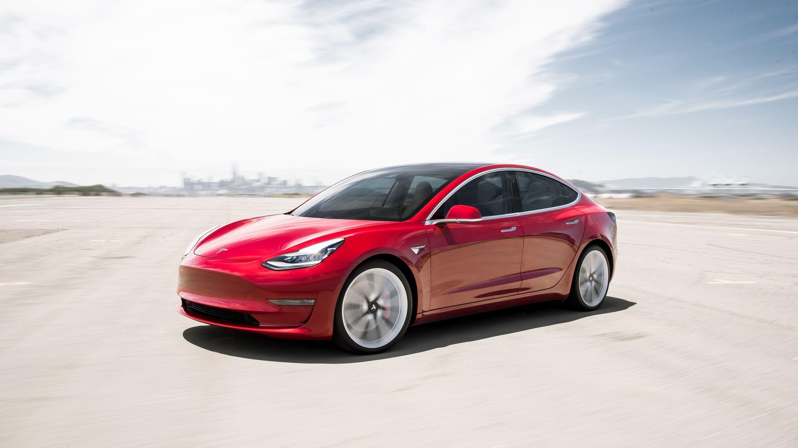 Tesla Model 3 Wallpapers Top Free Tesla Model 3