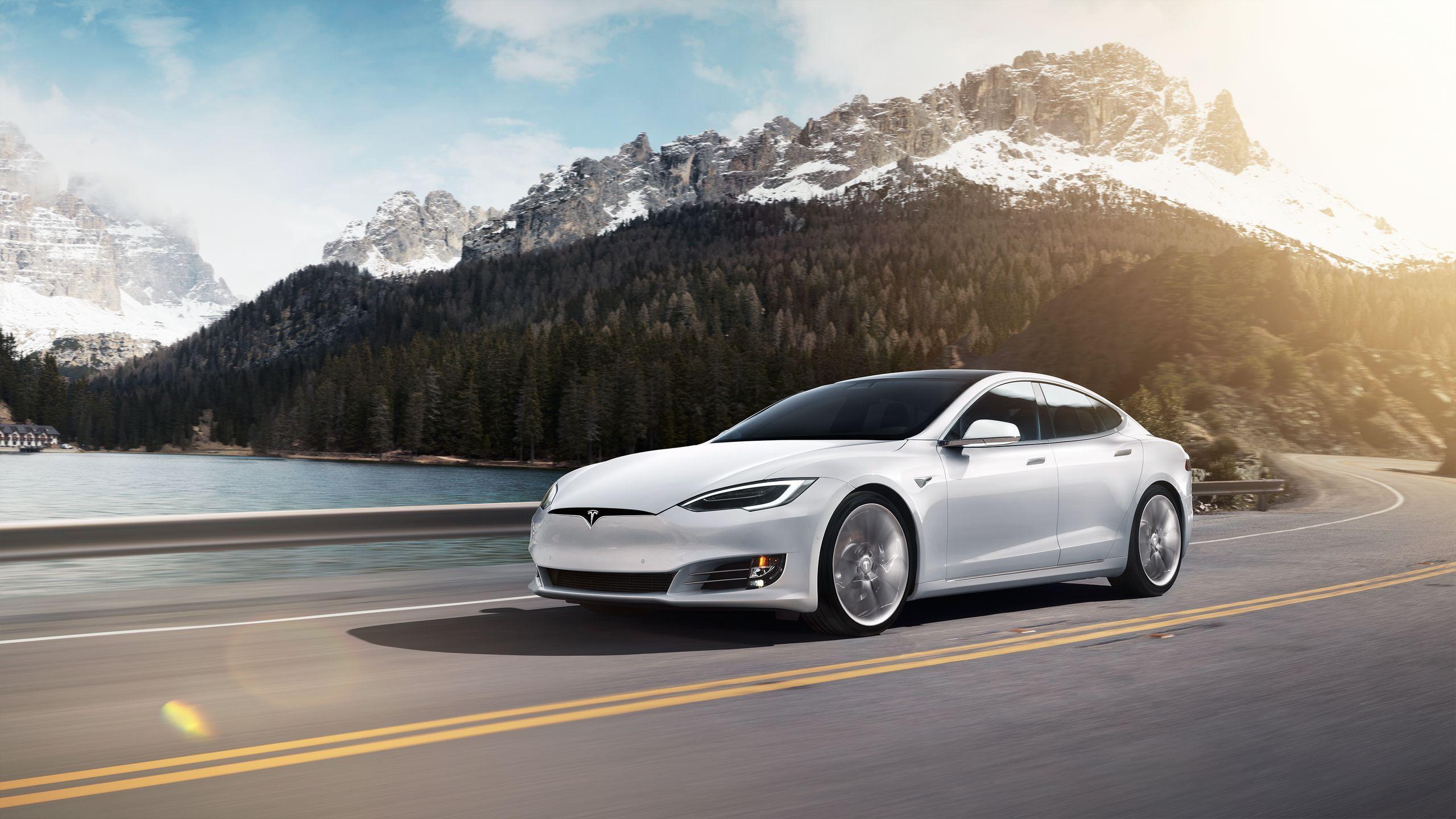 White Tesla Model 3 Wallpapers Top Free White Tesla Model 3 Backgrounds Wallpaperaccess