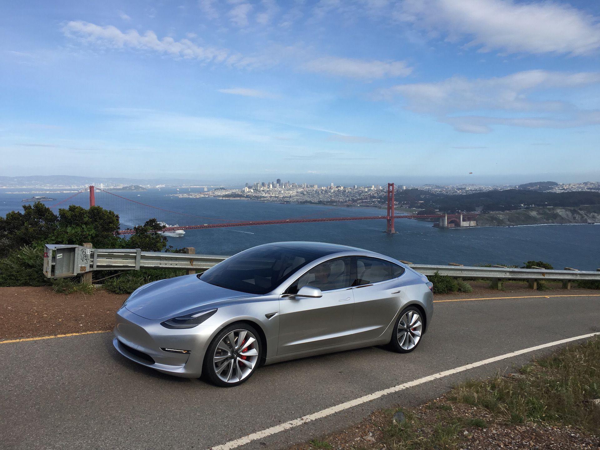 Tesla Model 3 Wallpapers Top Free Tesla Model 3 Backgrounds Wallpaperaccess