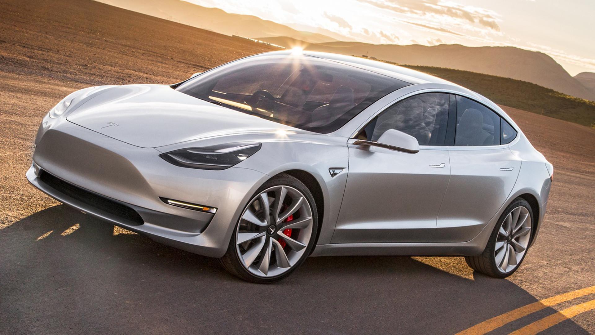 Tesla Model 3 Wallpapers - Top Free Tesla Model 3 ...