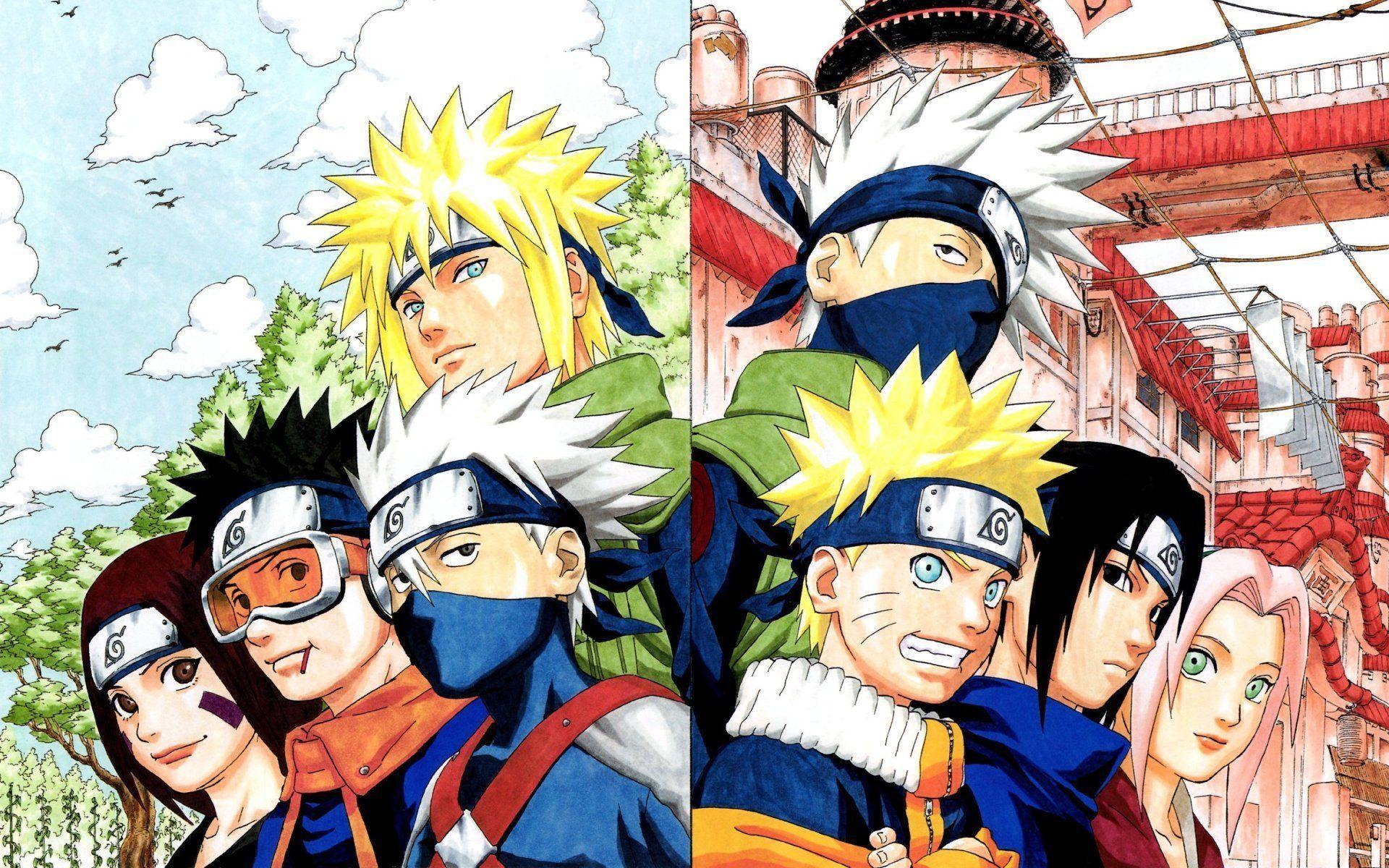 Naruto Wallpapers Top Free Naruto Backgrounds Wallpaperaccess