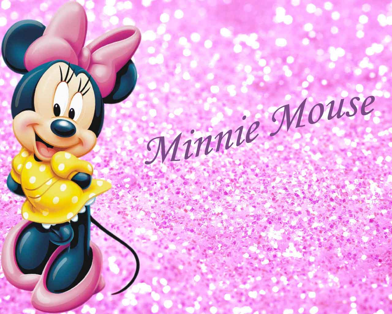 Minnie Mouse Disney Wallpapers - Top