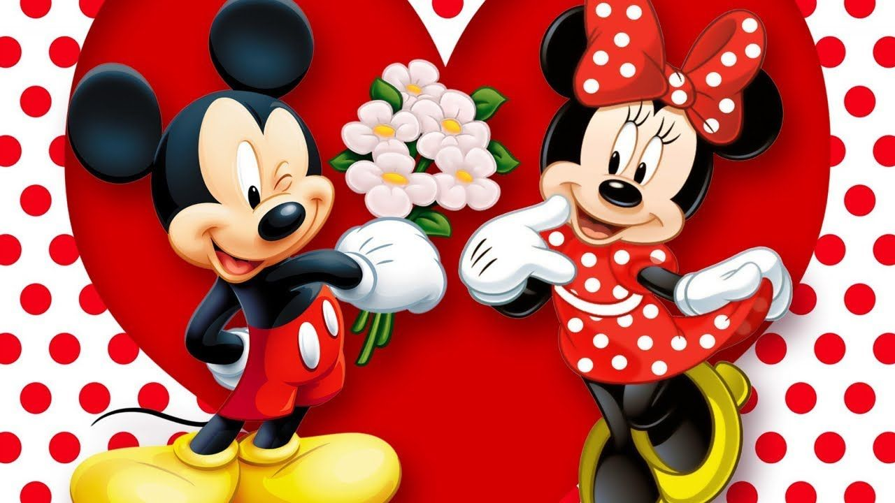 Mickey And Minnie Mouse Wallpapers Top Free Mickey And Minnie