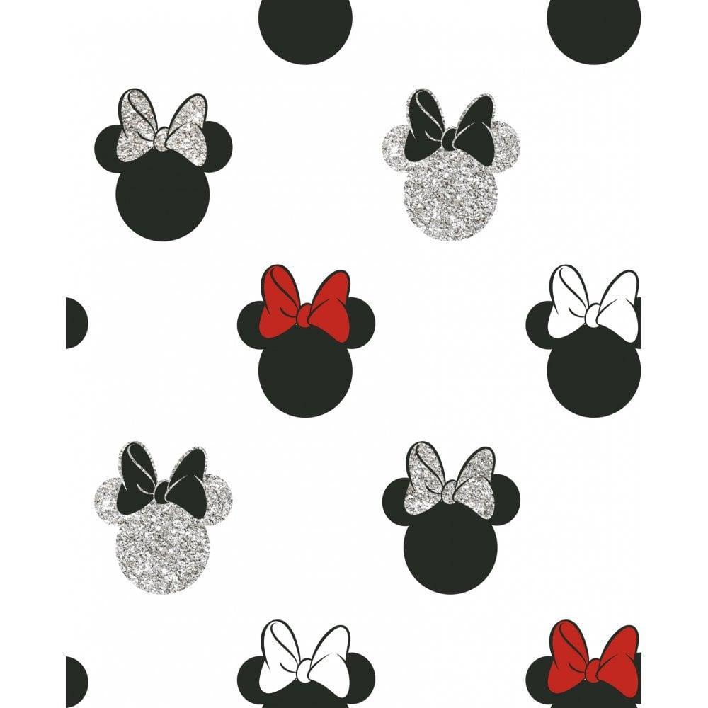 Glitter Minnie Mouse Wallpapers Top Free Glitter Minnie