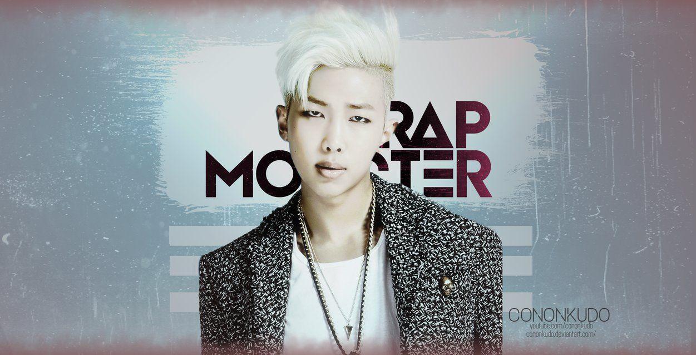 Download 6000+ Wallpaper Bts Rap Monster HD Terbaik