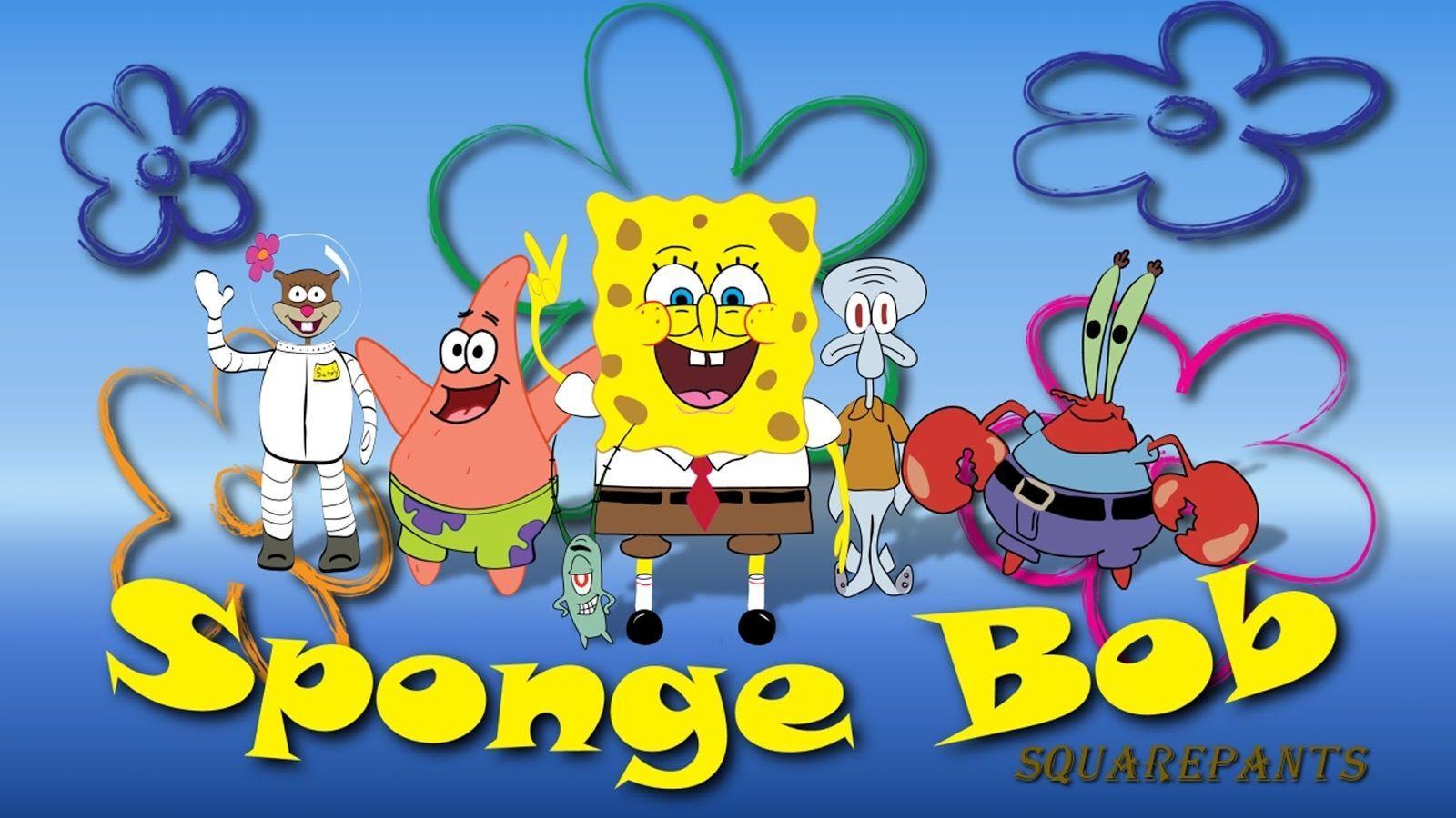 Download Gambar Spongebob Dan Patrick Keren - Koleksi ...
