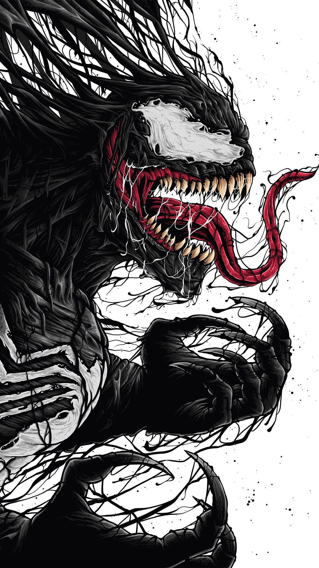 Carnage Venom Iphone Wallpapers Top Free Carnage Venom Iphone