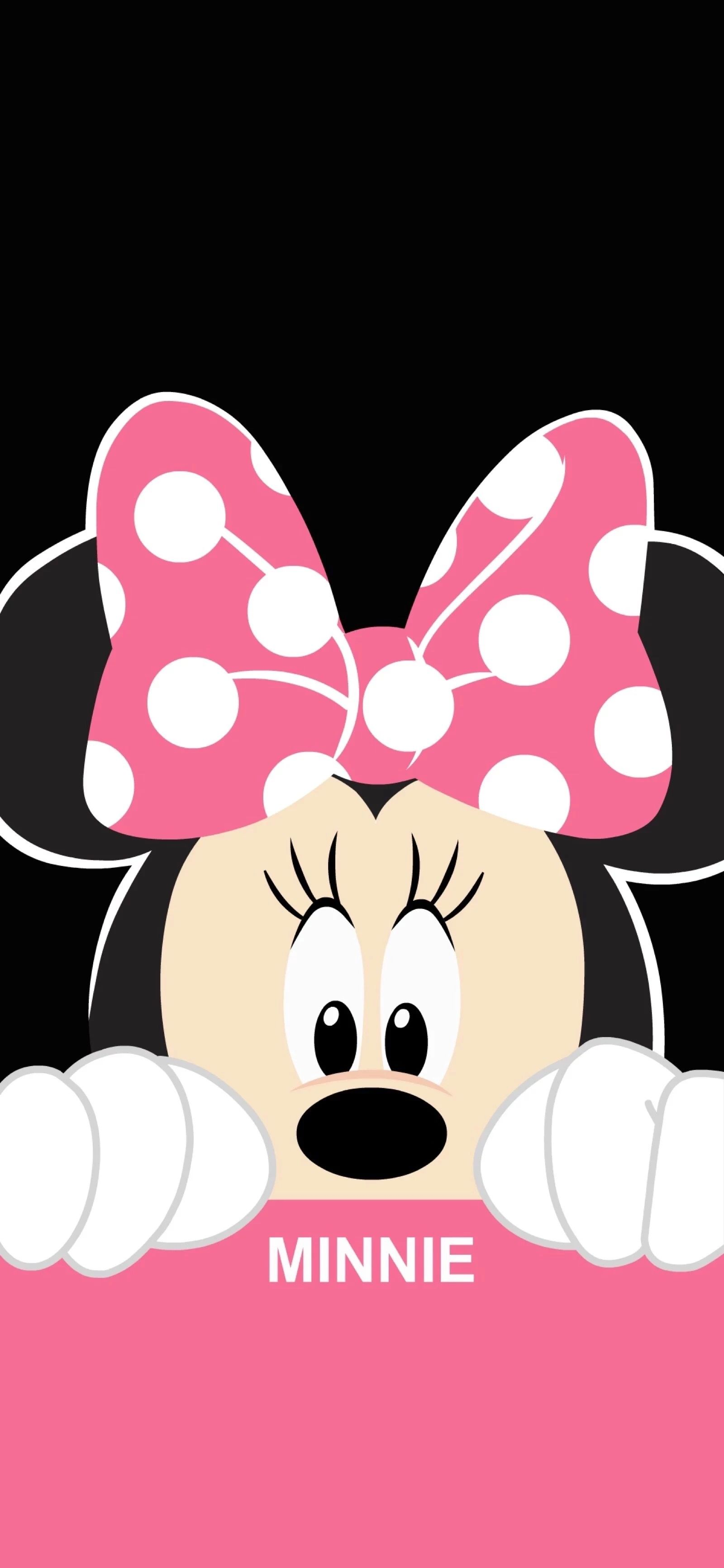 Minnie Mouse Iphone Wallpapers Top Free Minnie Mouse