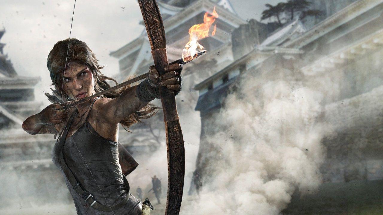 Tomb Raider 4k Wallpapers Top Free Tomb Raider 4k
