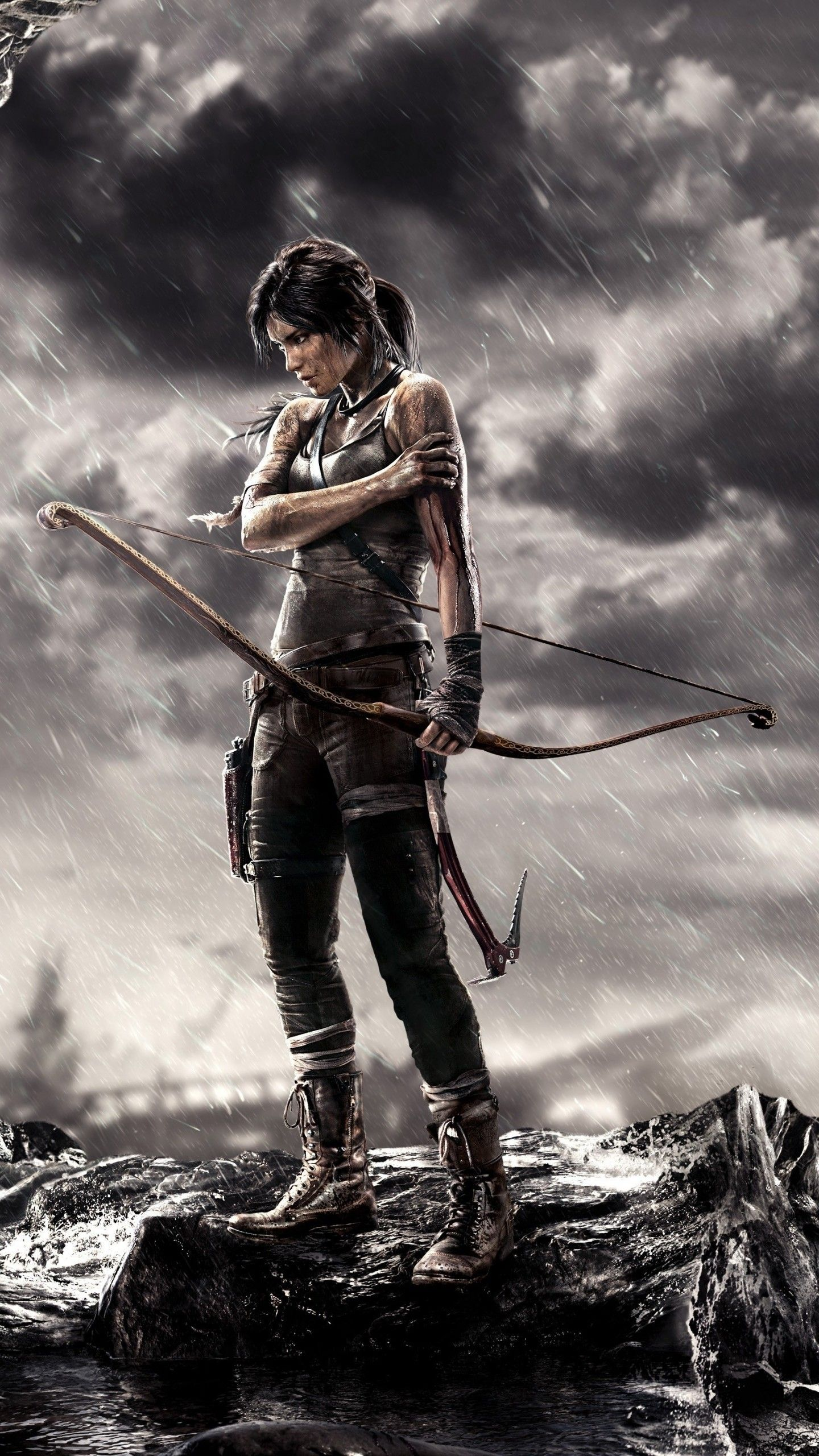 Tomb Raider 4K Wallpapers - Top Free Tomb Raider 4K ...