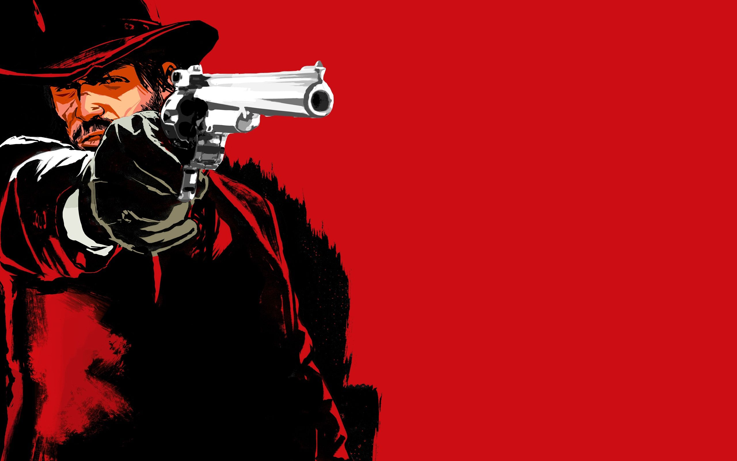 Red Dead Redemption Gun Wallpapers Top Free Red Dead Redemption Gun Backgrounds Wallpaperaccess