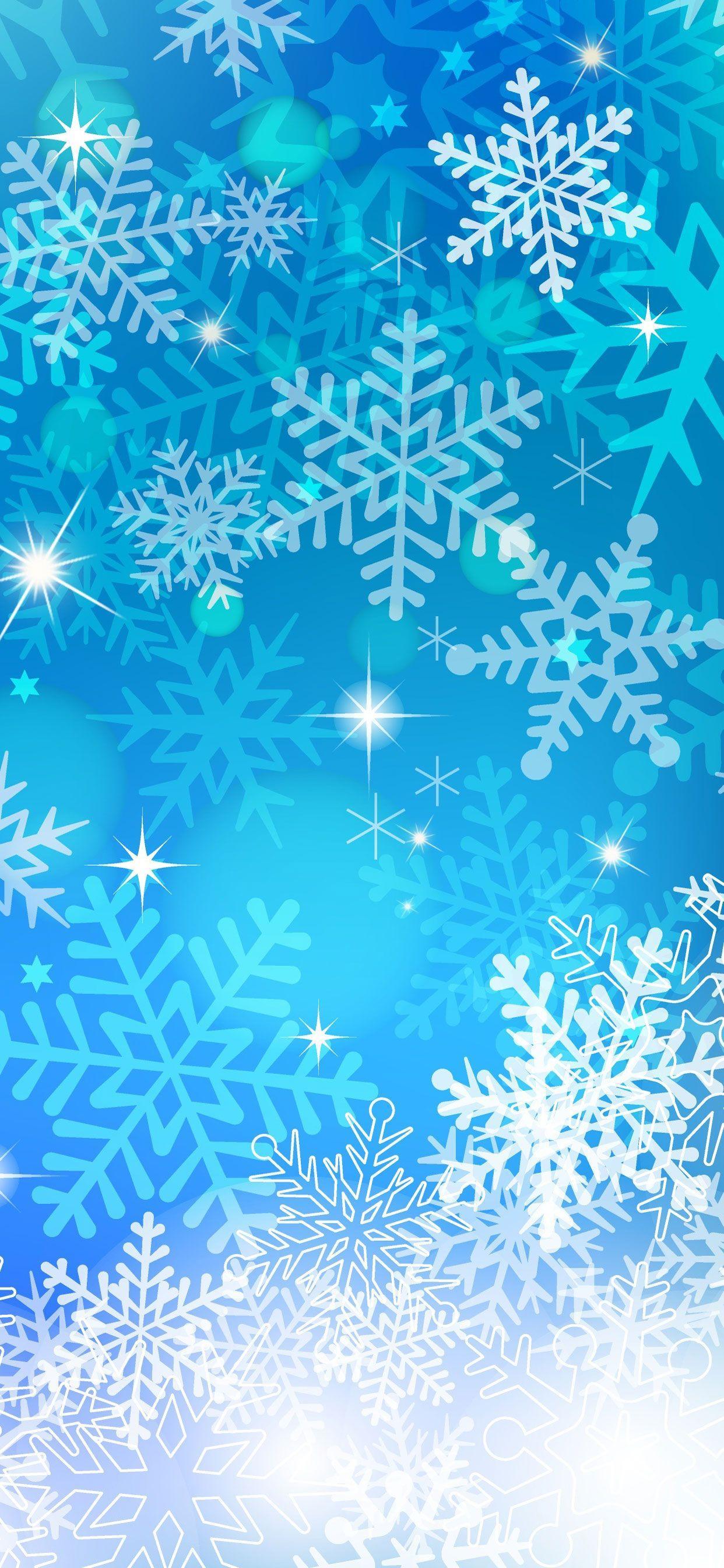 Snowflake Iphone Wallpapers Top Free Snowflake Iphone