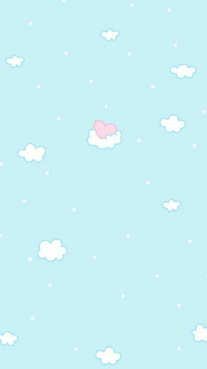Kawaii Pastel Blue Wallpapers Top Free Kawaii Pastel Blue Backgrounds Wallpaperaccess