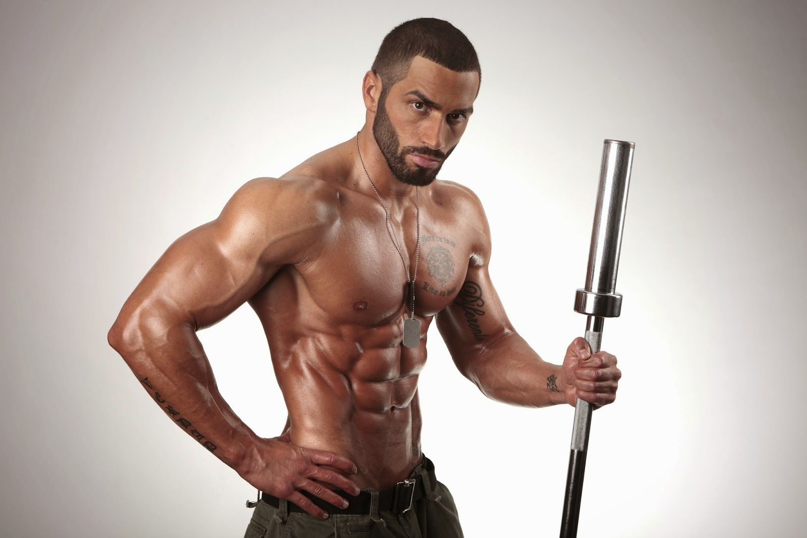 Top Free Body Building HD Backgrounds