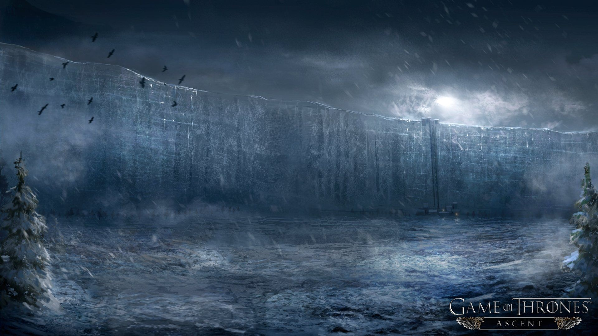 Game Of Thrones The Wall Wallpapers Top Free Game Of Thrones The