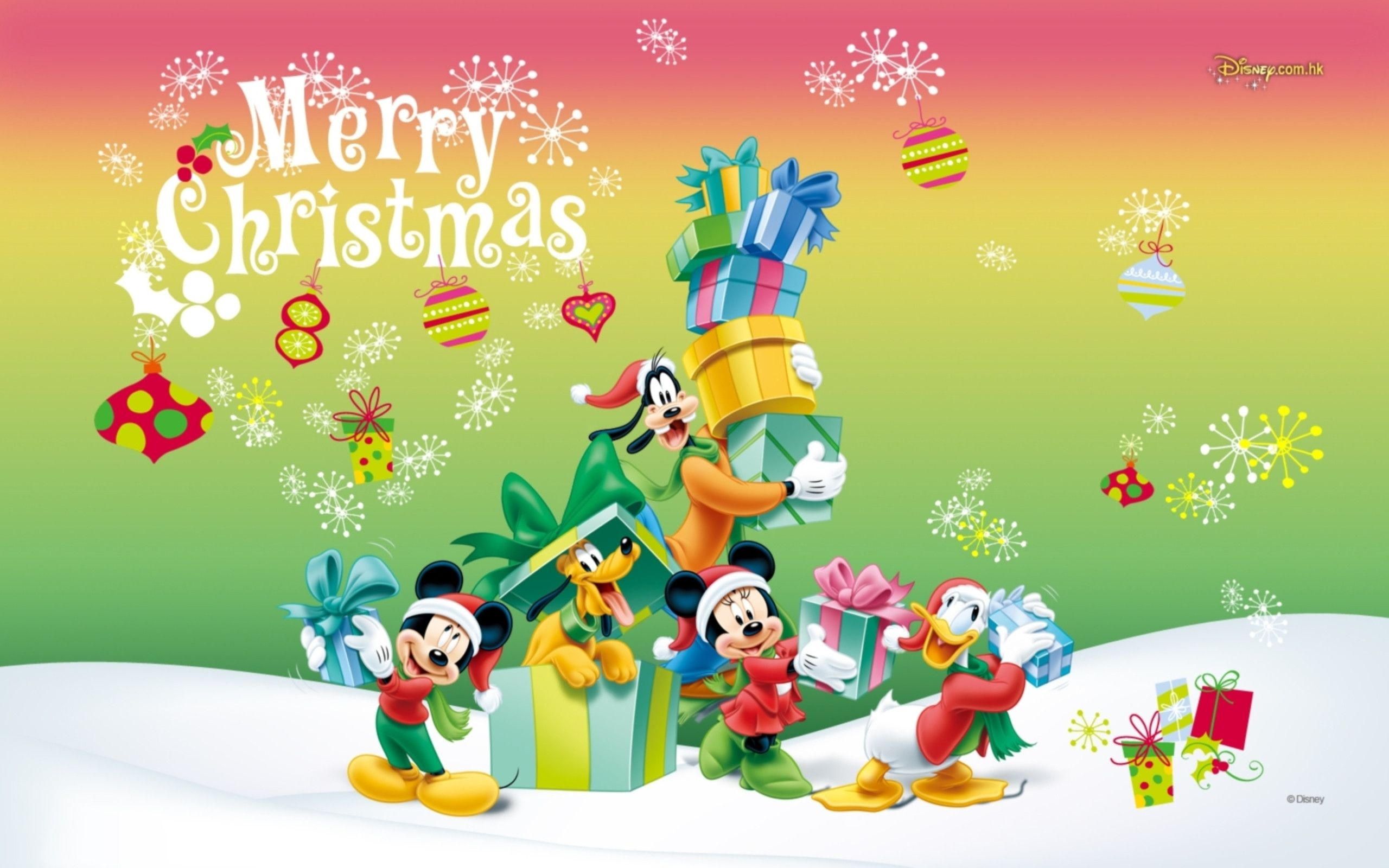 Walt Disney Christmas Wallpaper.Cute Disney Christmas Wallpapers Top Free Cute Disney